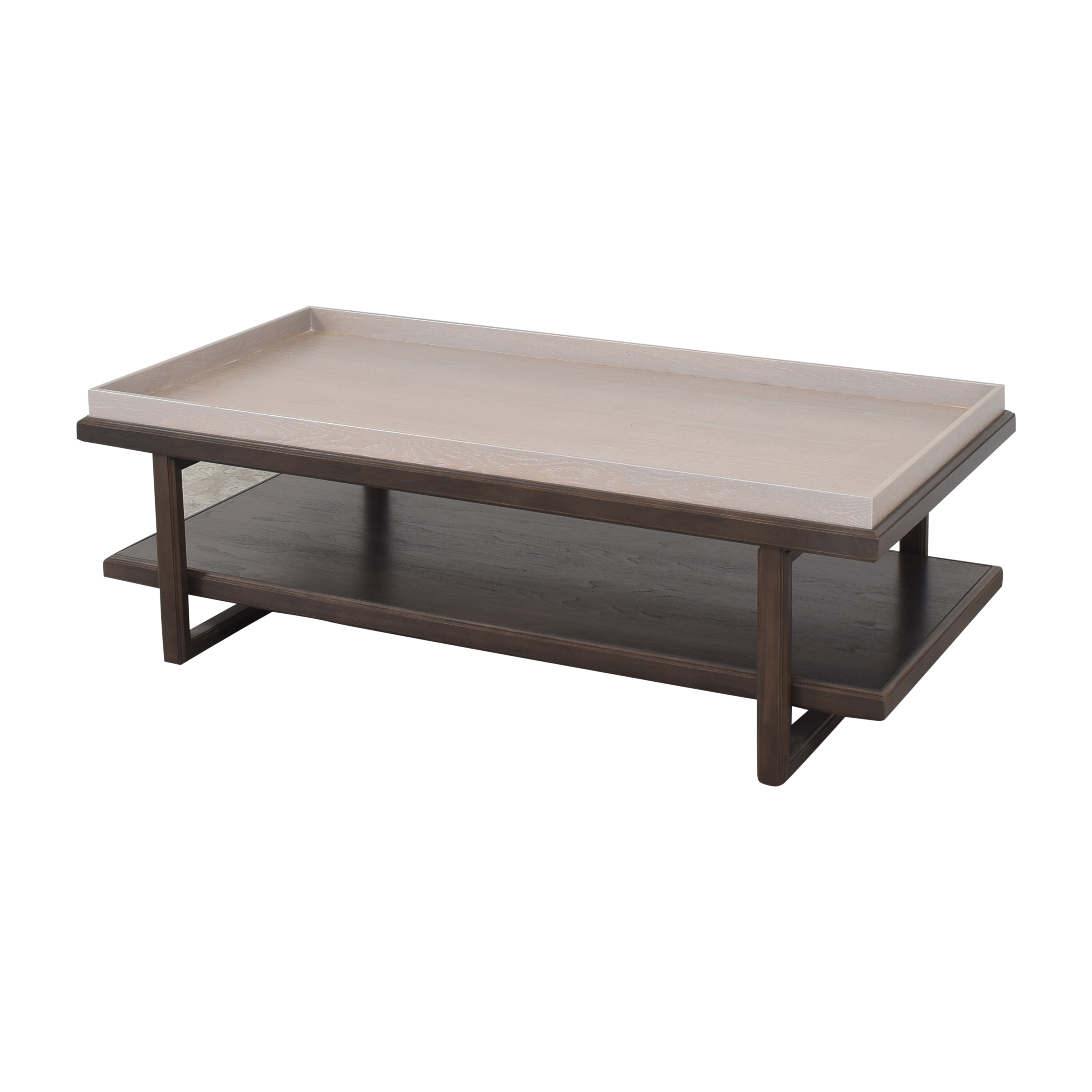 The New Traditionalists The New Traditionalists Tray Top Coffee Table ct