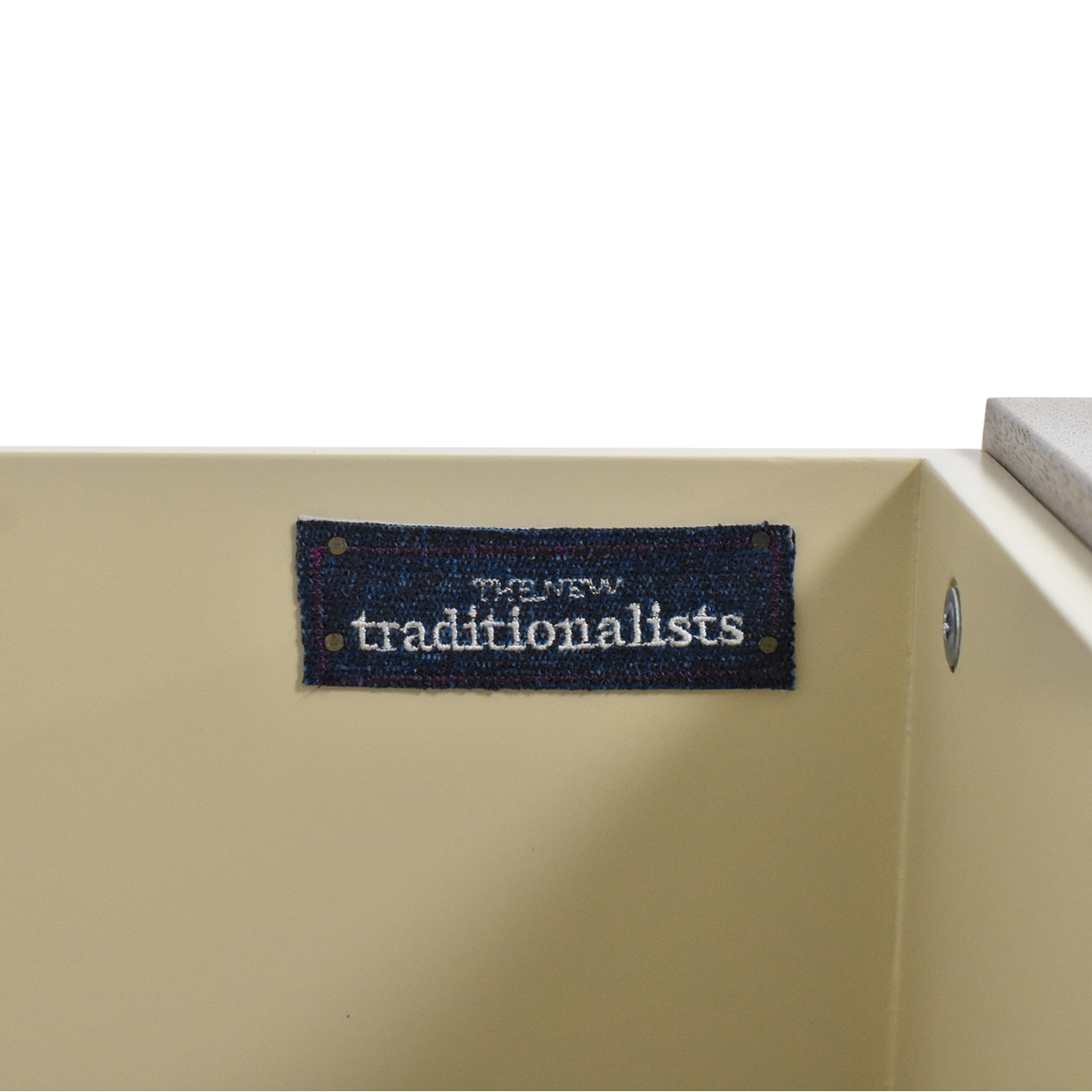 The New Traditionalists Single Drawer End Table The New Traditionalists