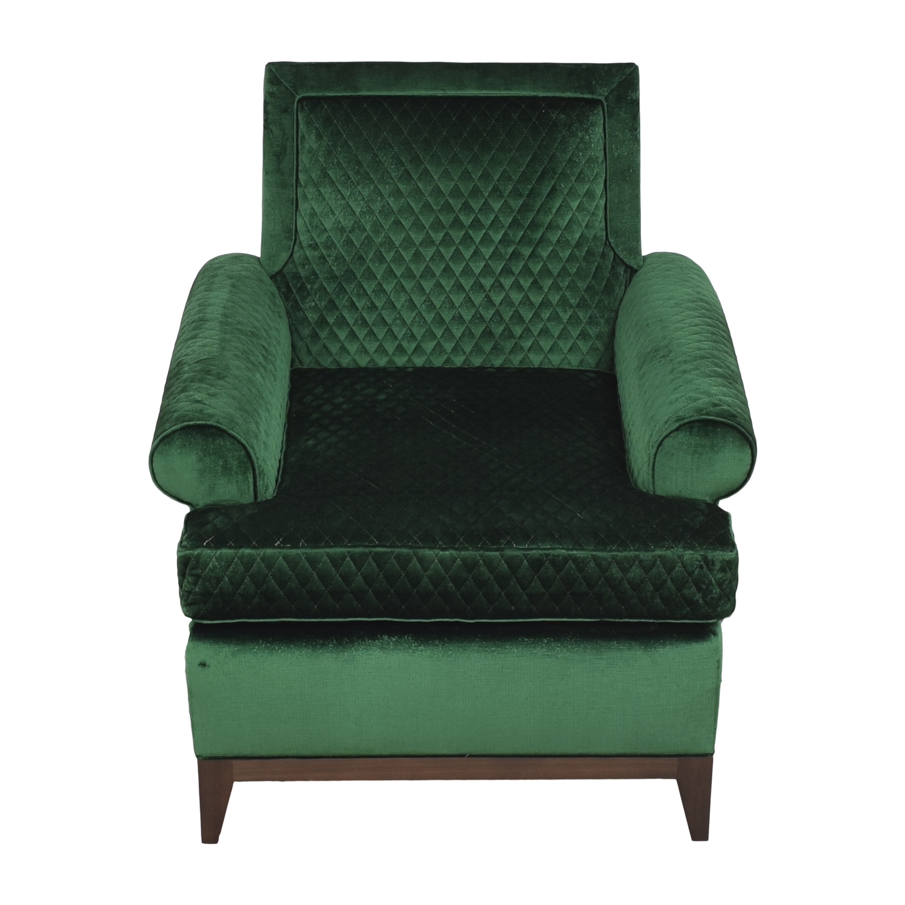shop The New Traditionalists Quilted Arm Chair The New Traditionalists Chairs