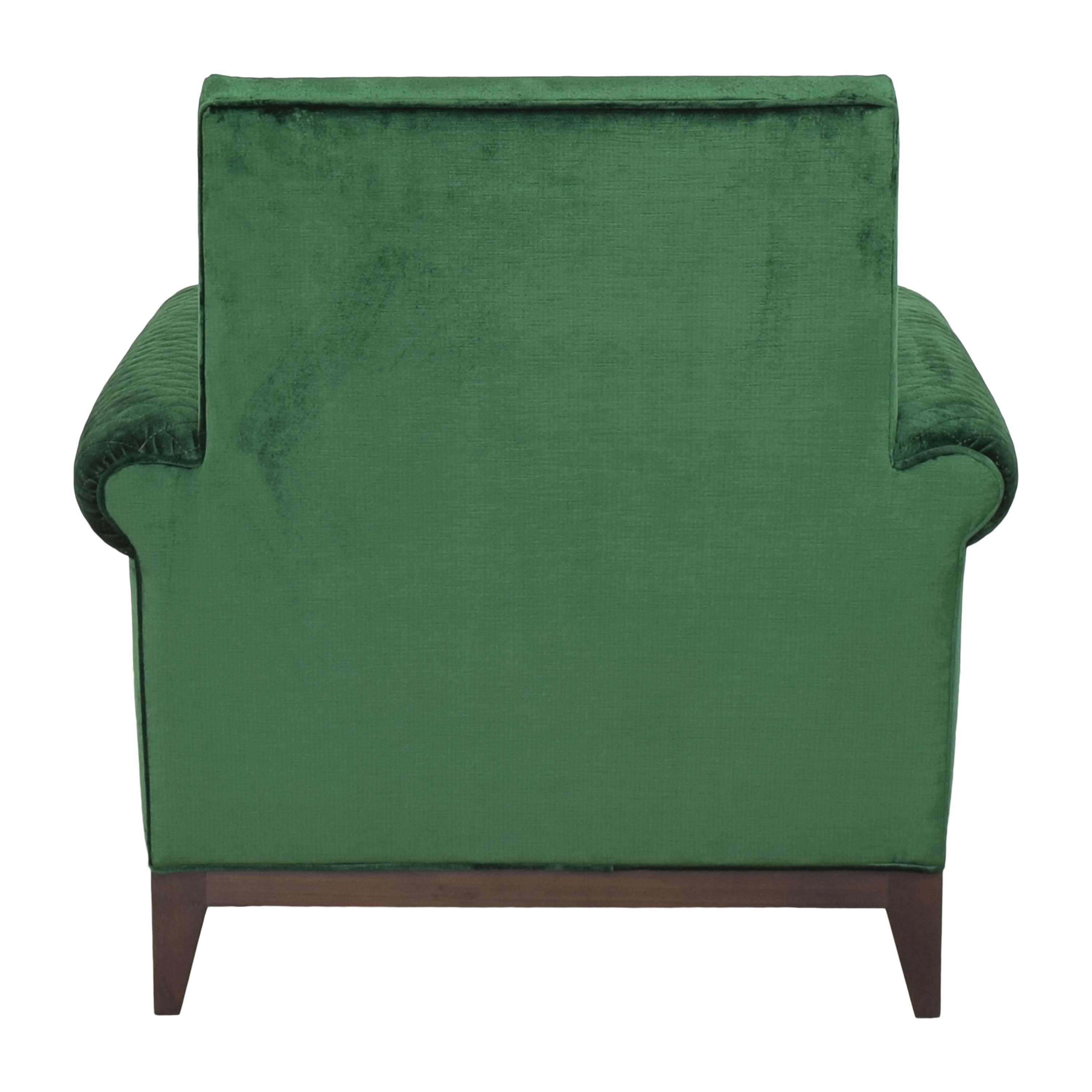 The New Traditionalists Quilted Arm Chair sale