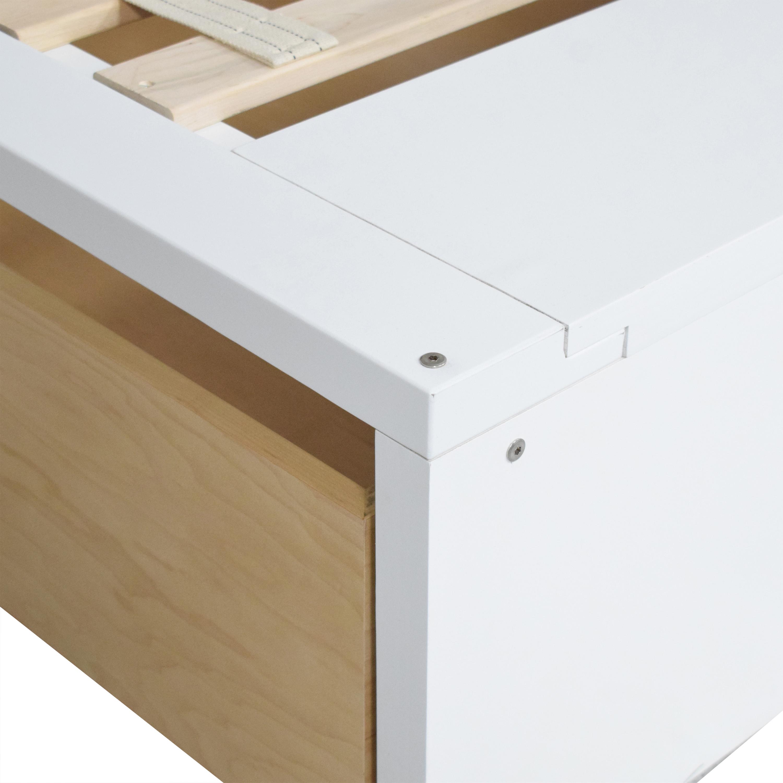 buy ducduc Alex Symmetric Platform Twin Bed ducduc Beds