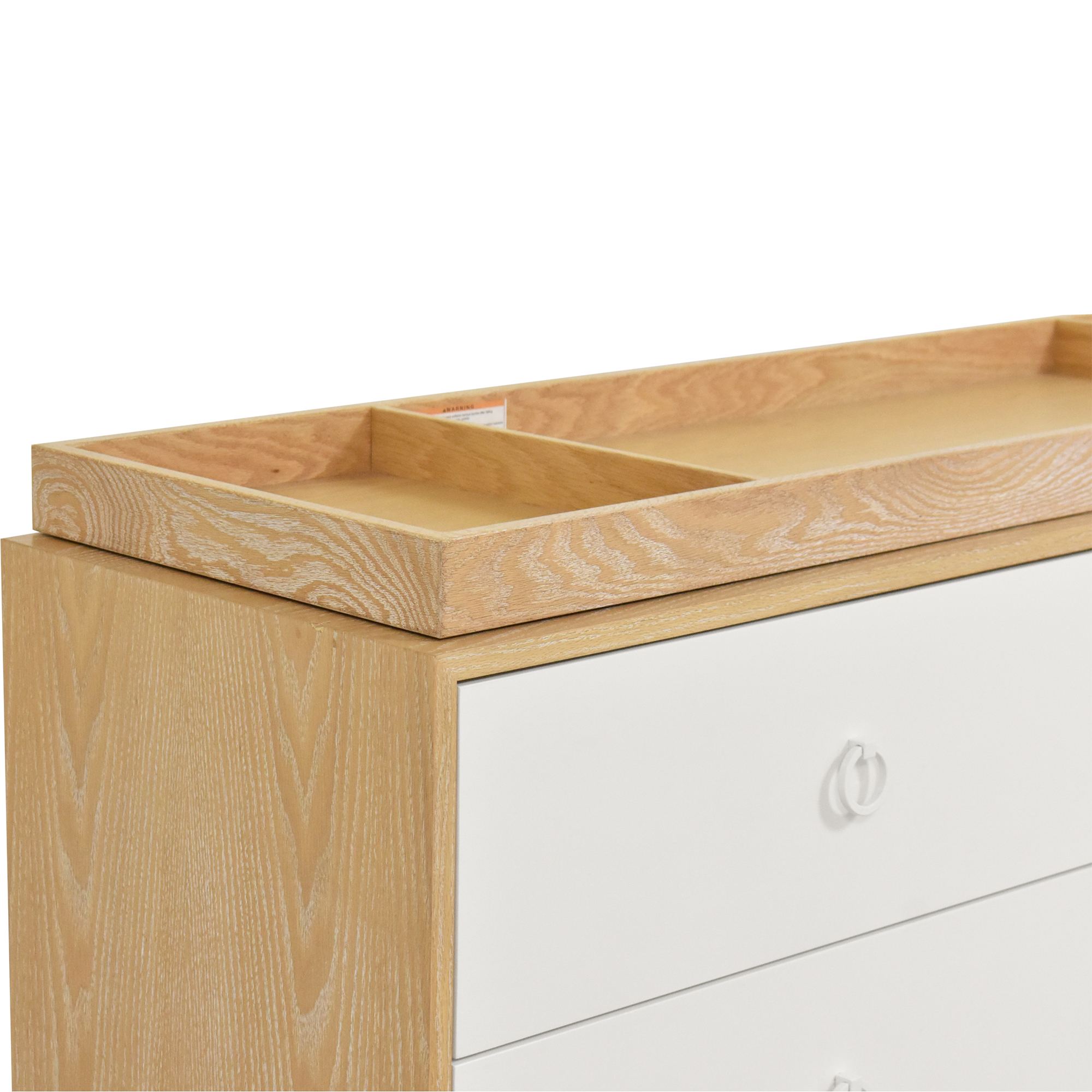 shop ducduc Cabana Doublewide Six Drawer Dresser ducduc