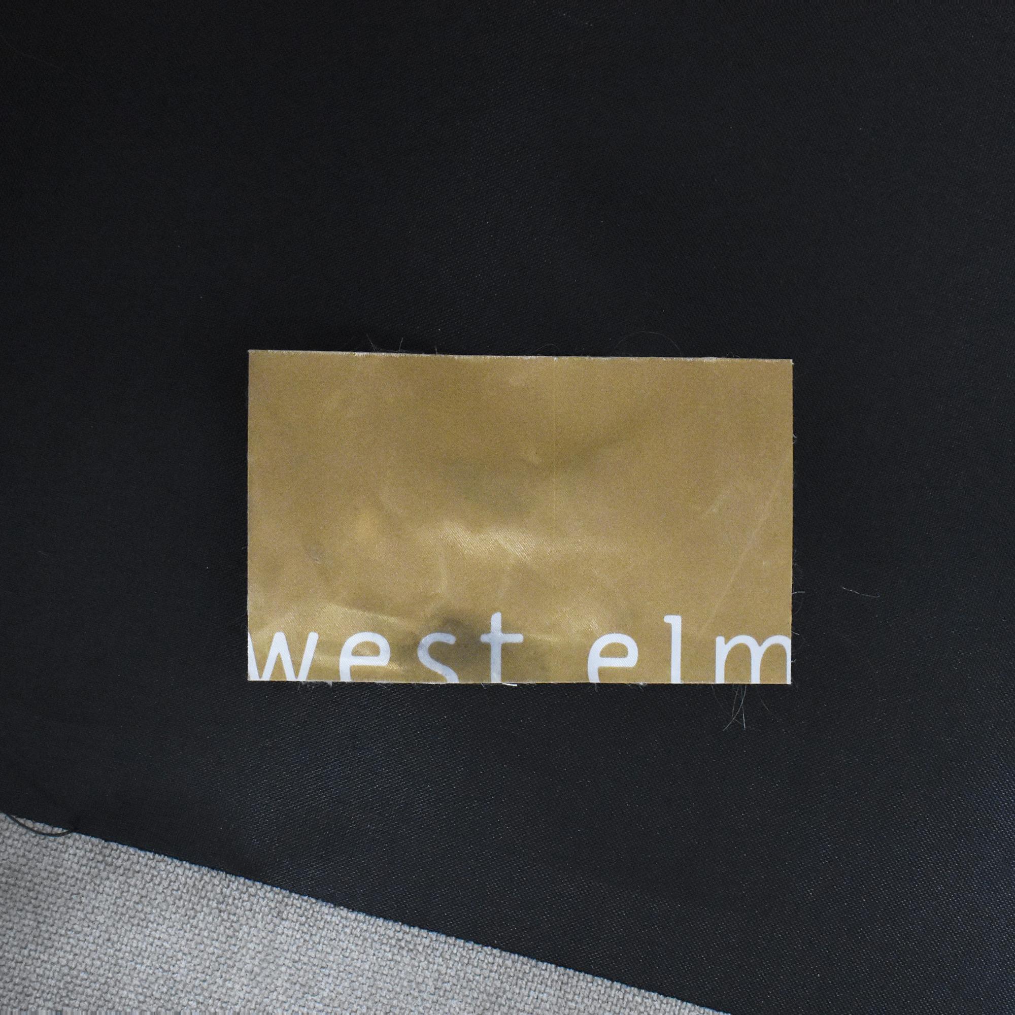 West Elm West Elm Urban Sofa gray