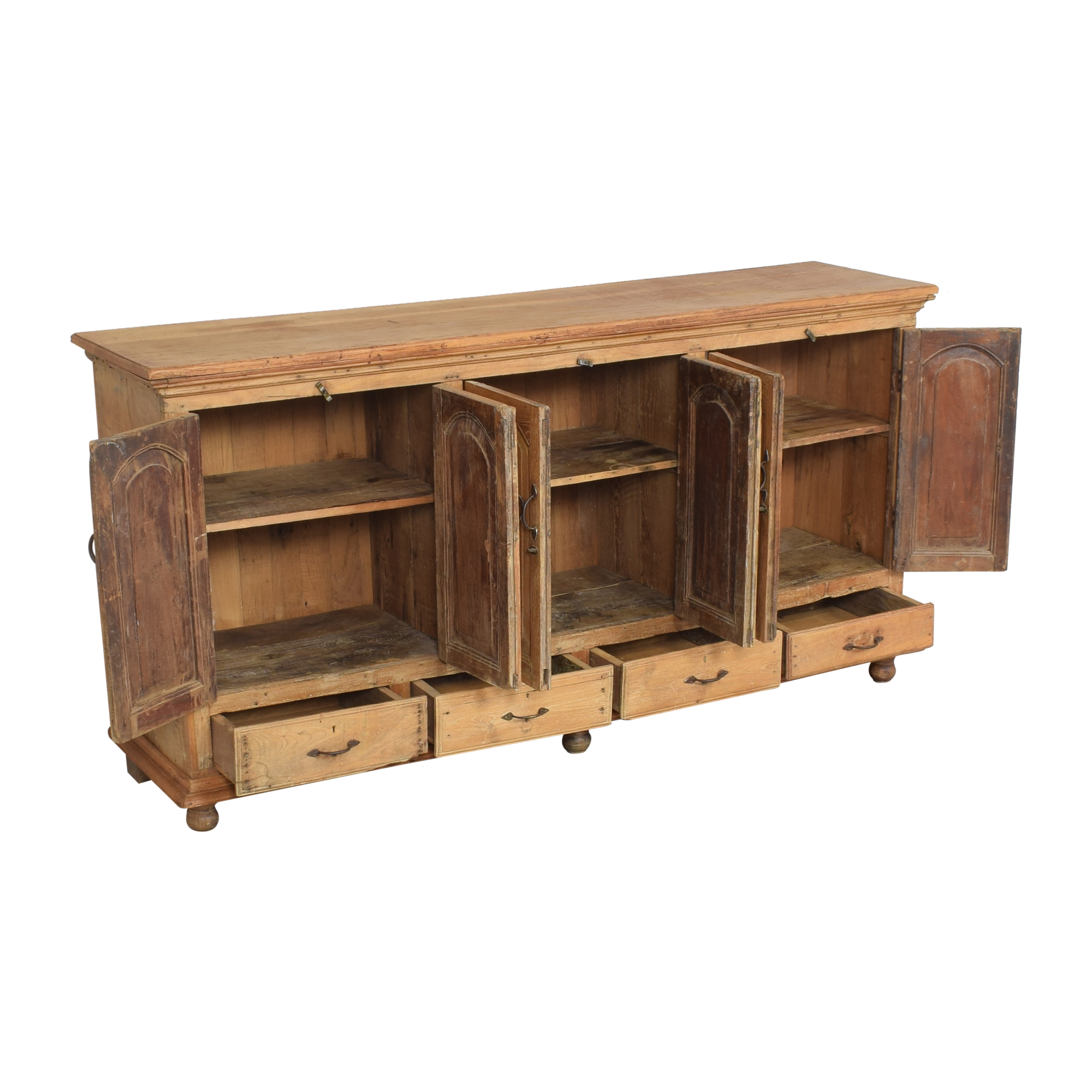 buy ABC Carpet & Home Rustic Sideboard ABC Carpet & Home