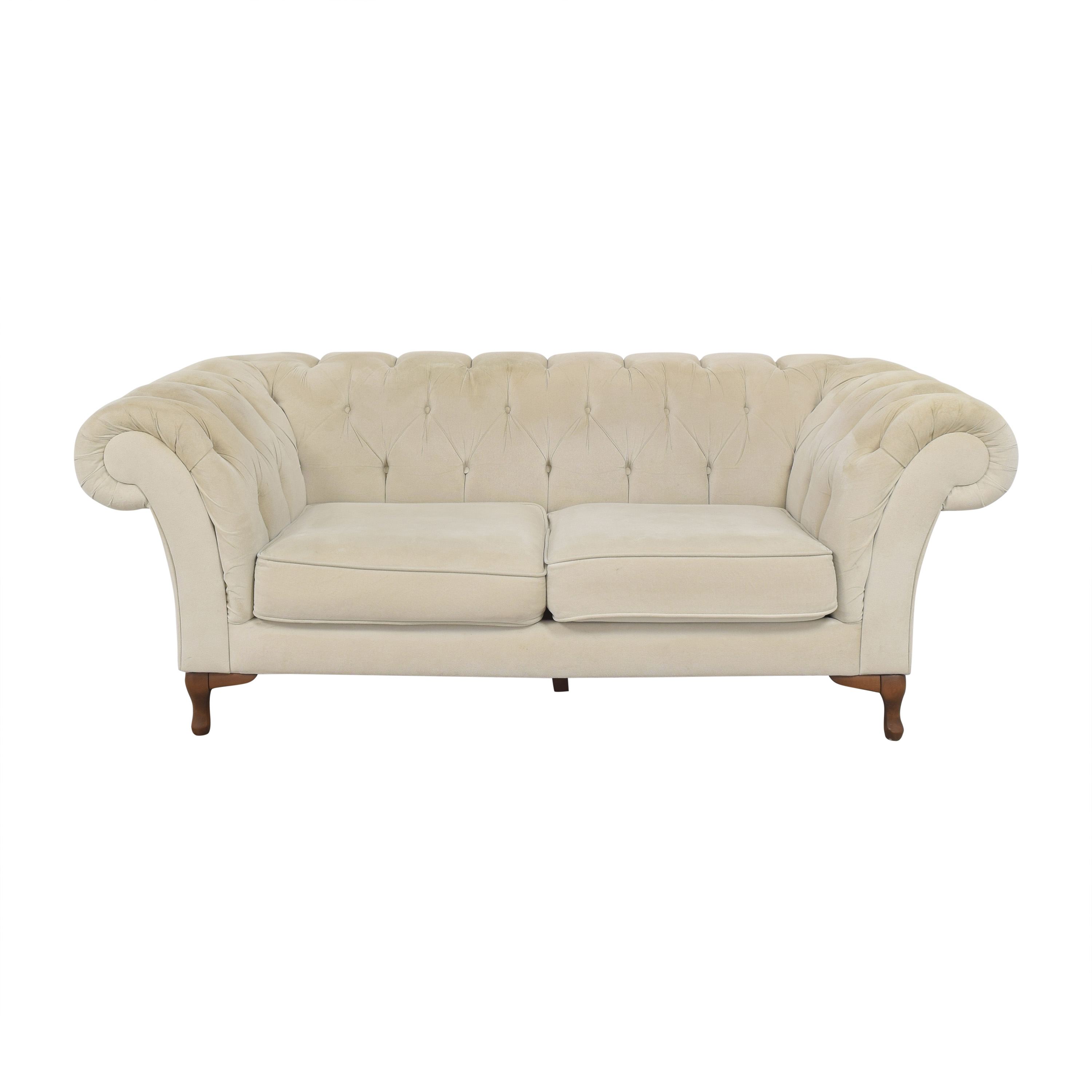 Wayfair Rosdorf Park Mckay Rolled Arm Sofa sale