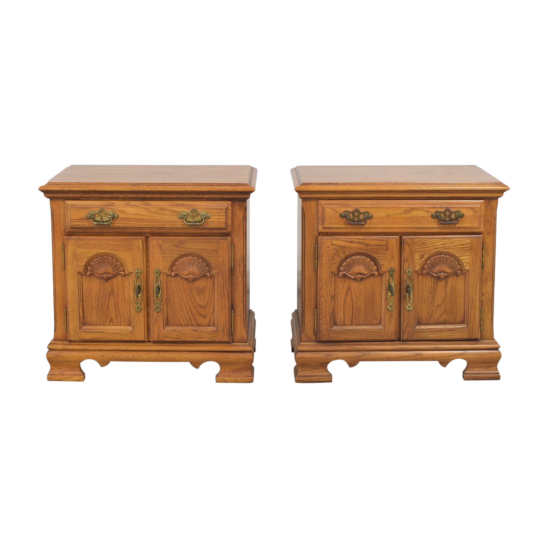 Two Door Nightstands / Tables
