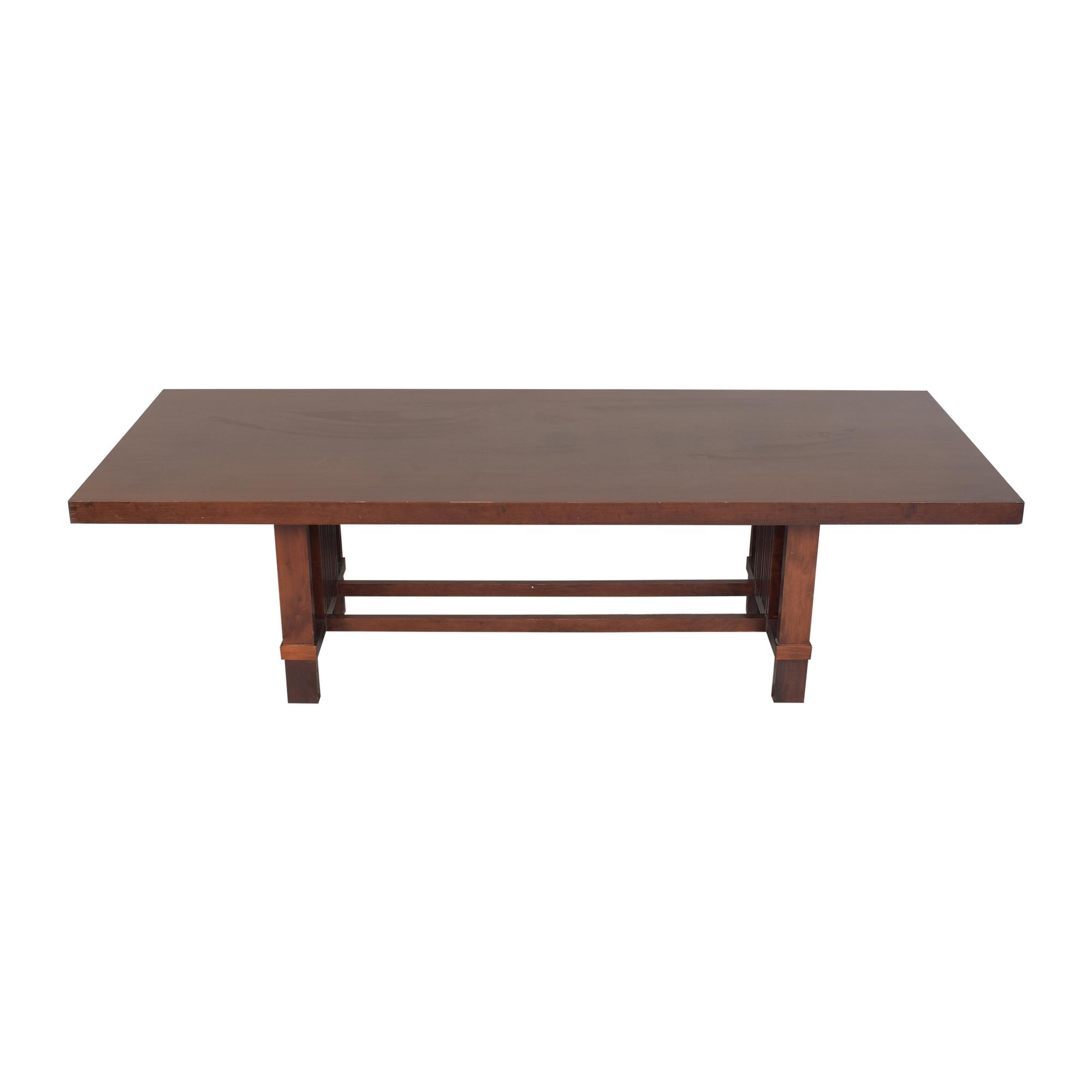 Cassina Frank Lloyd Wright Taliesin Dining Table sale