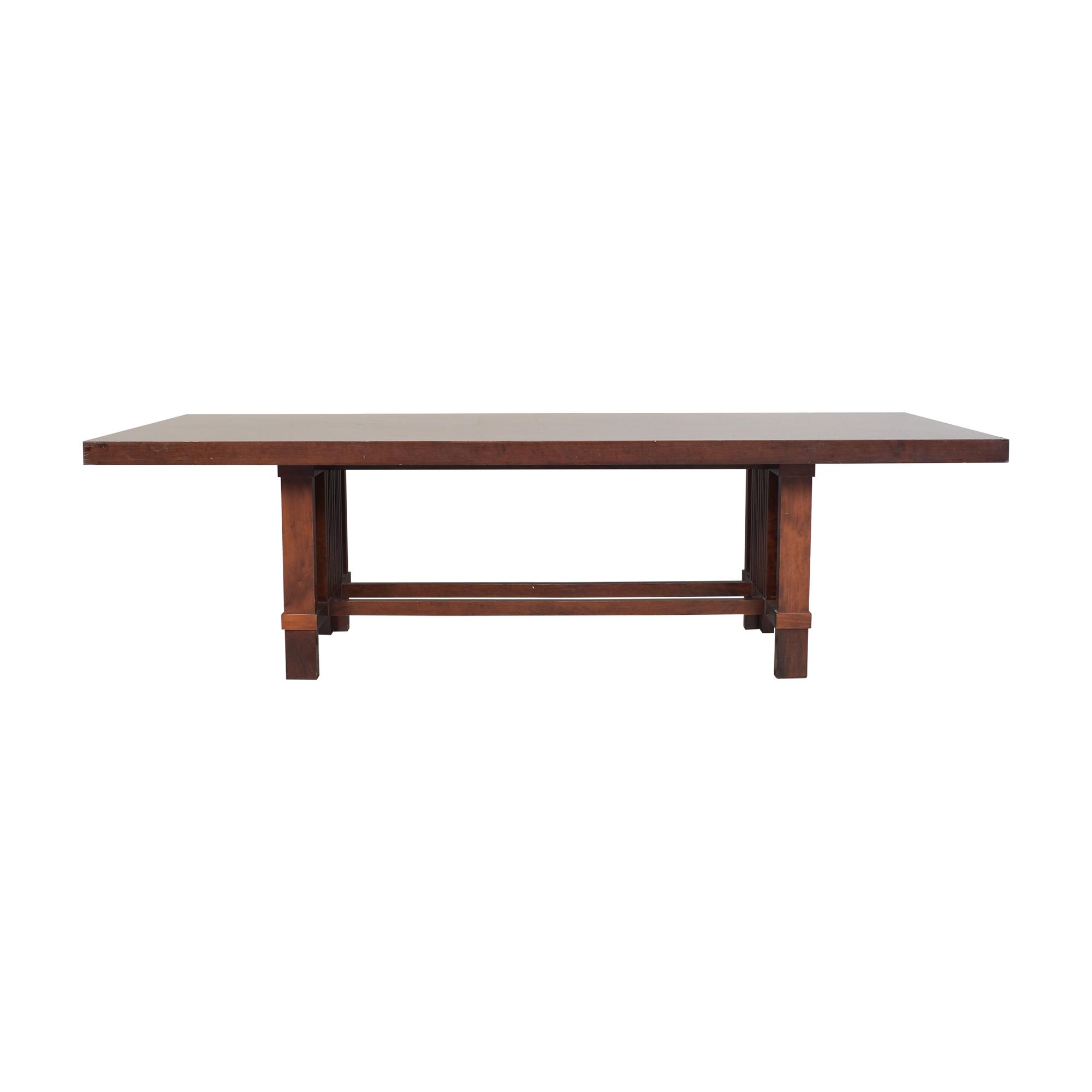 Cassina Cassina Frank Lloyd Wright Taliesin Dining Table price