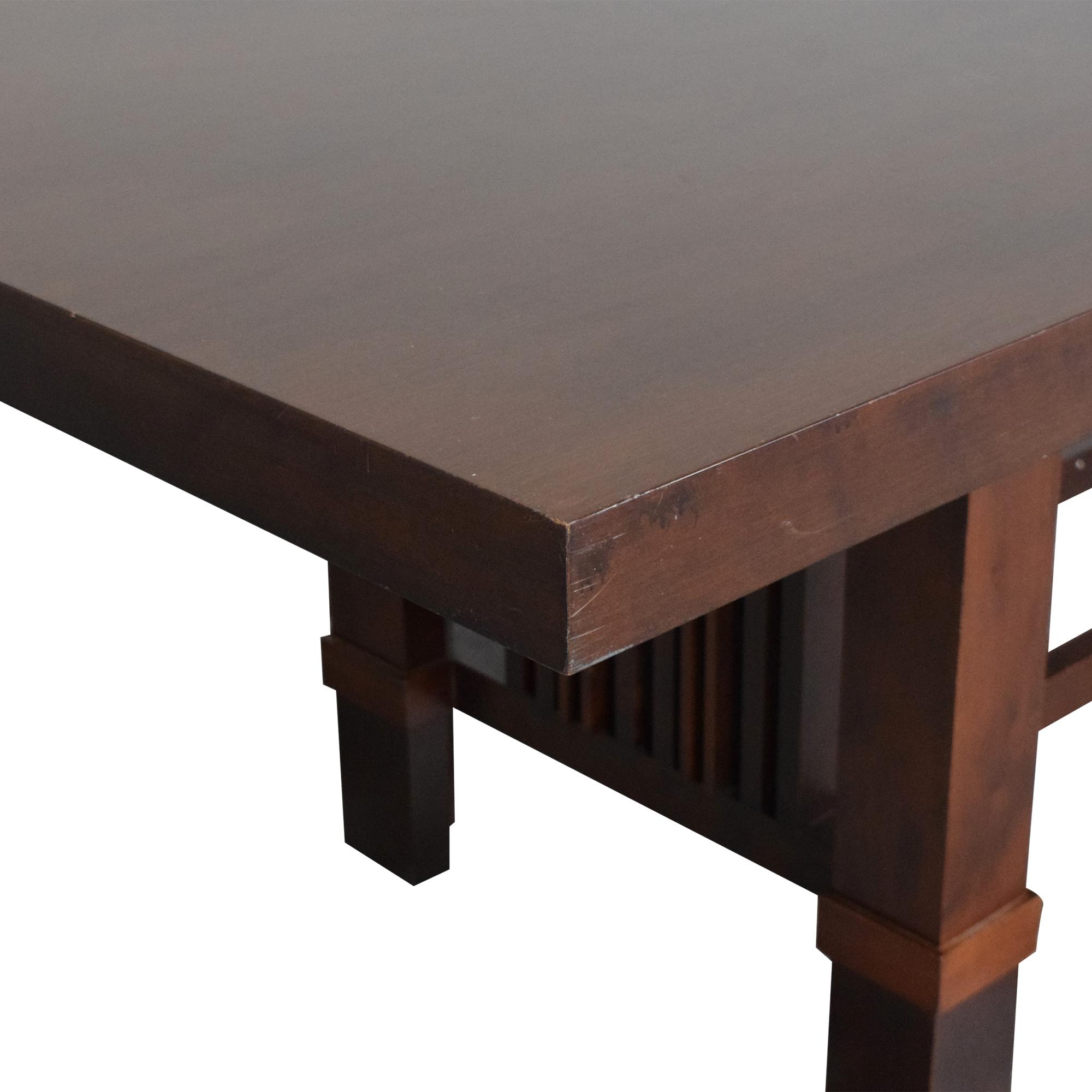 Cassina Cassina Frank Lloyd Wright Taliesin Dining Table on sale