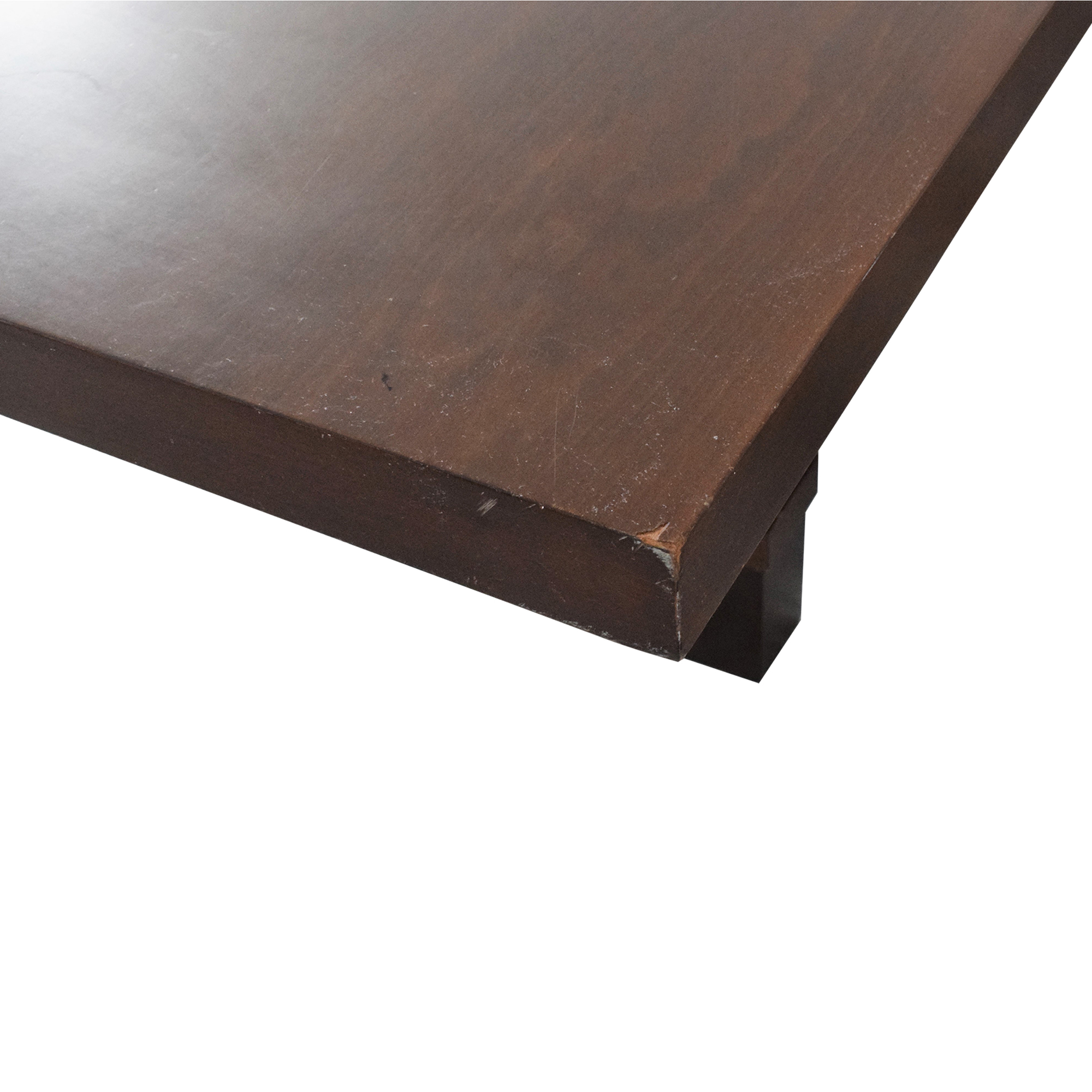 Cassina Cassina Frank Lloyd Wright Taliesin Dining Table dimensions