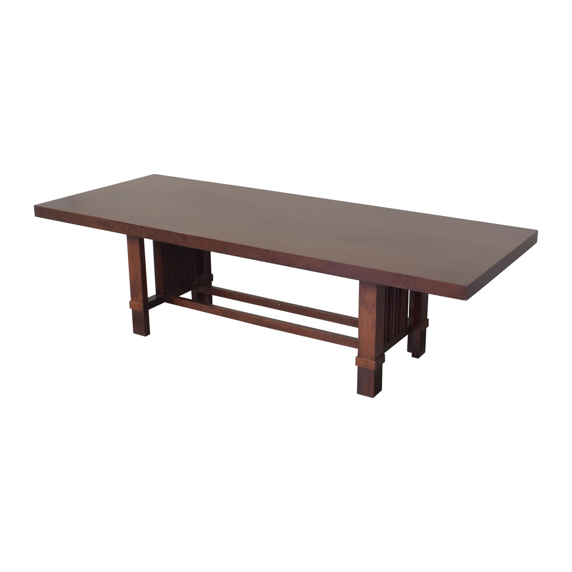 Cassina Frank Lloyd Wright Taliesin Dining Table / Dinner Tables