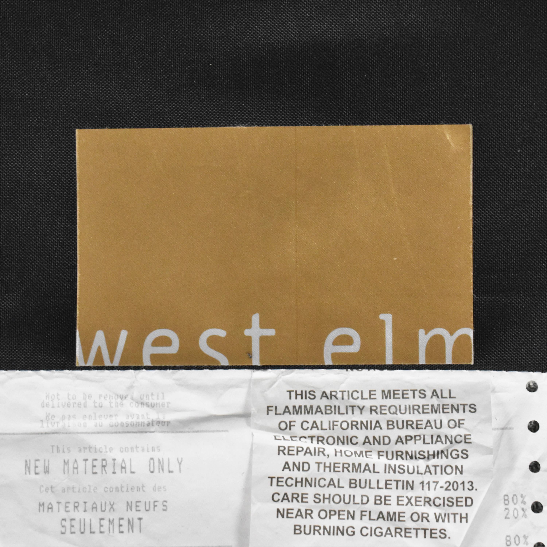West Elm West Elm Drake Reversible Chaise Sectional Sofa nj