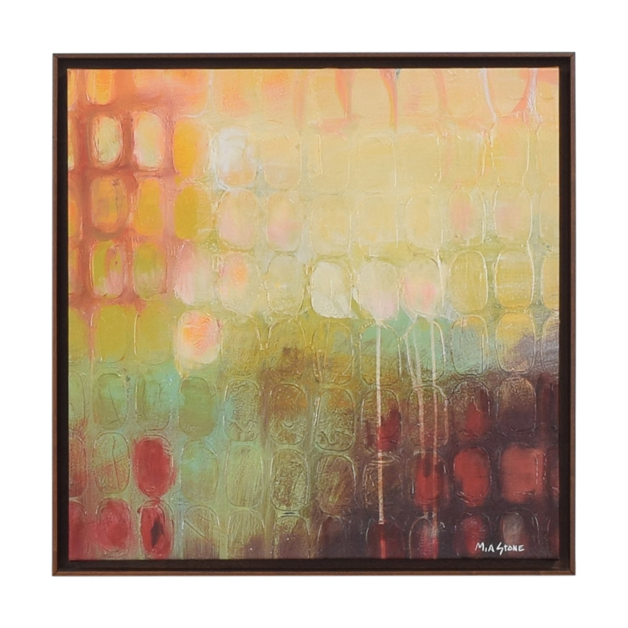 buy Mia Stone Framed Wall Art  Wall Art
