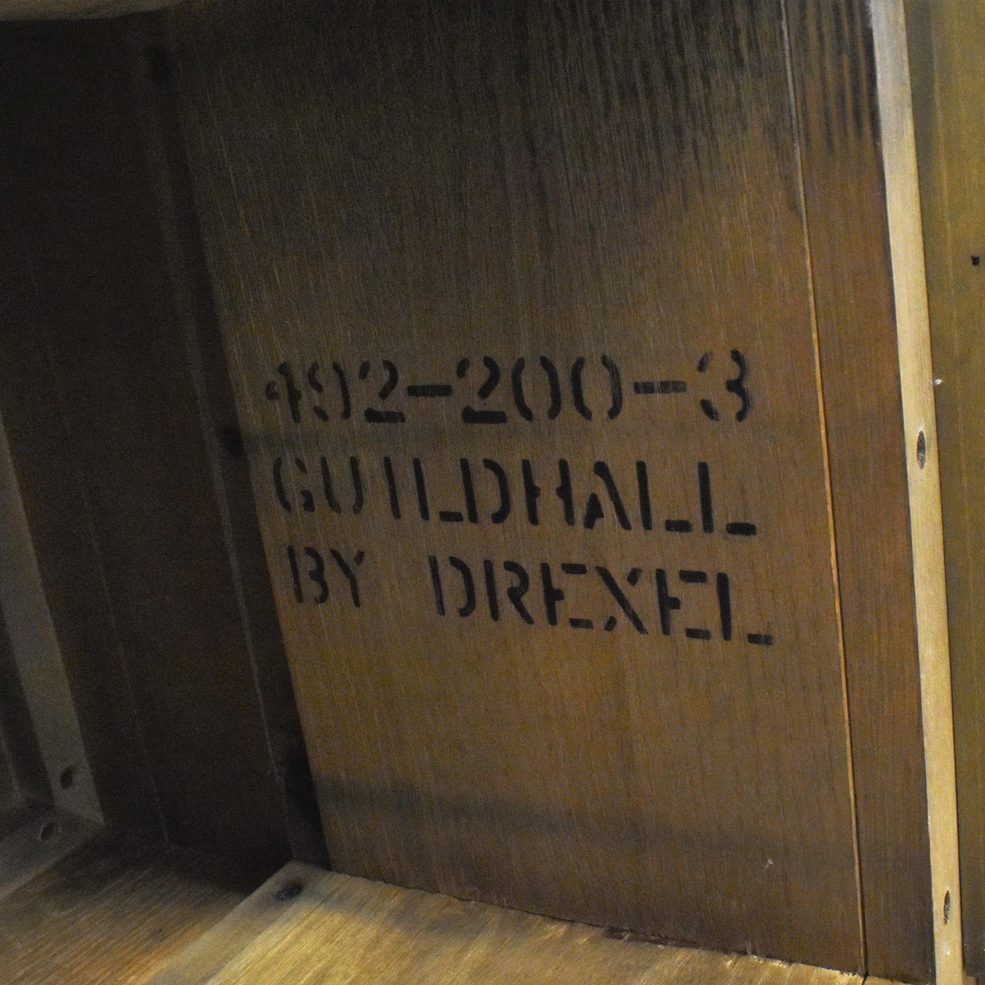 shop Drexel Guildhall Column End Tables Drexel Tables