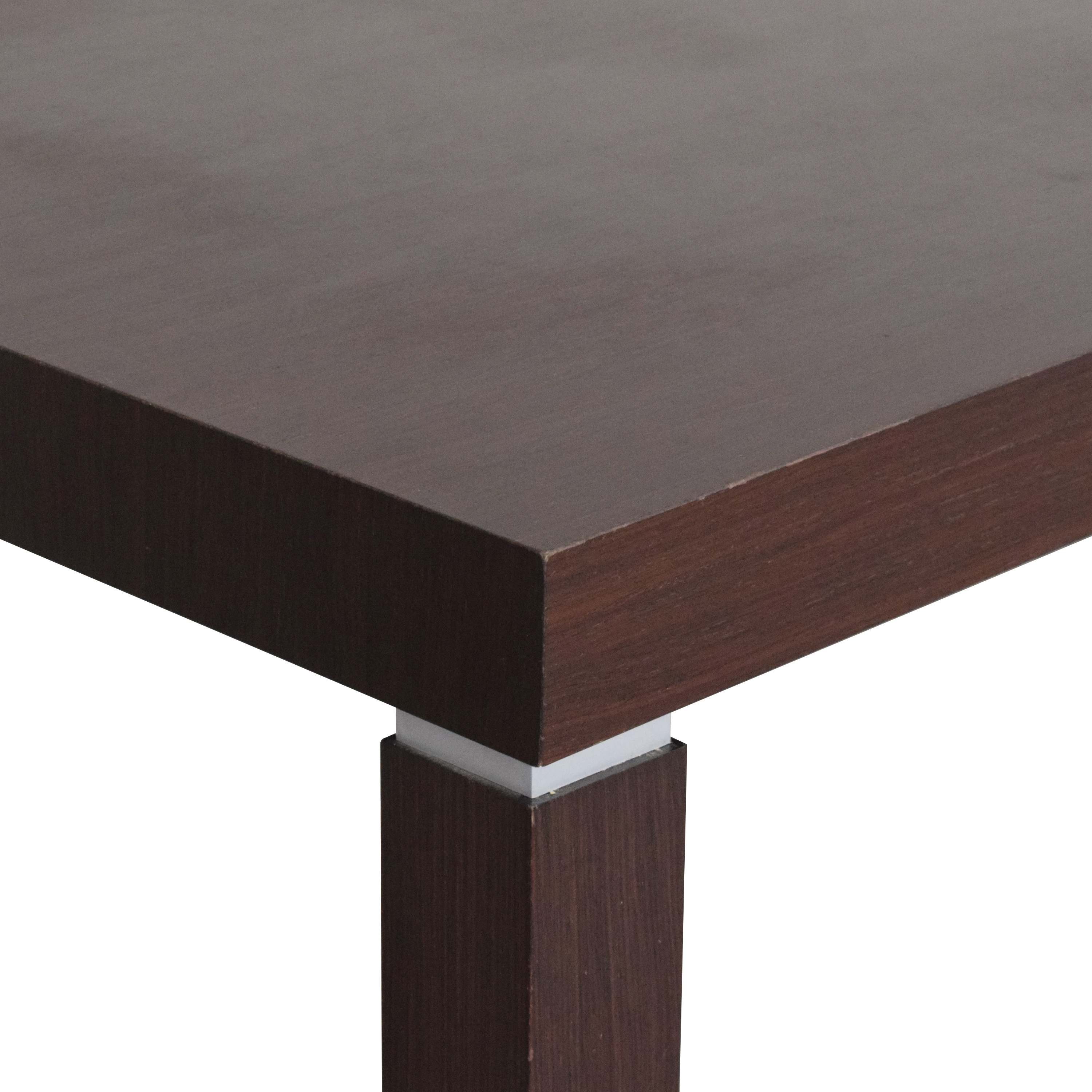 Rossetto Rossetto Extendable Dining Table second hand