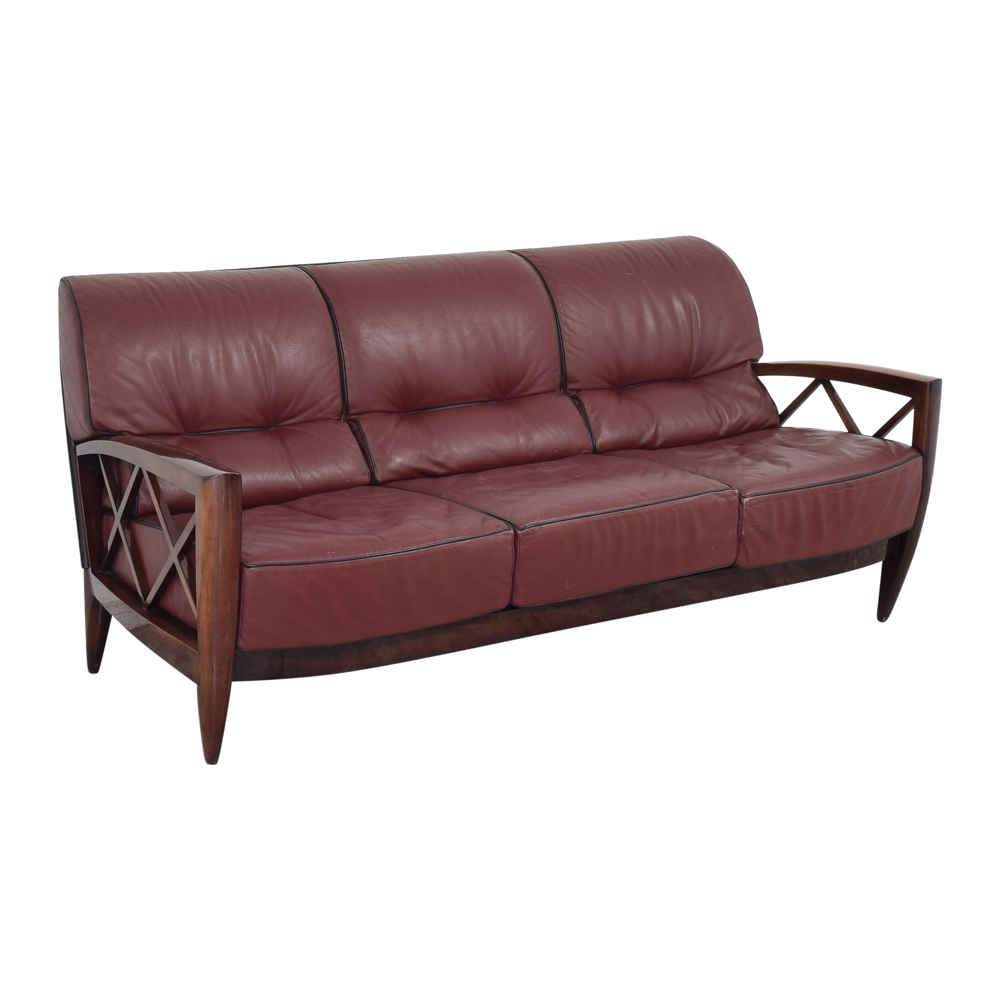 Pace Collection i4Mariani for Pace Collection Three Seat Sofa