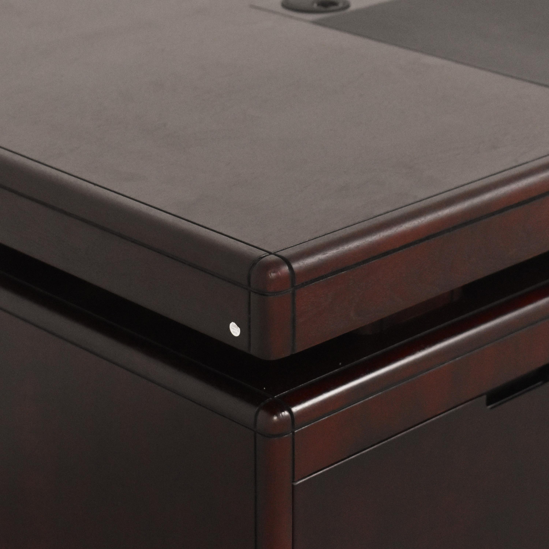 Zuri Furniture Zuri Furniture Monroe Desk used