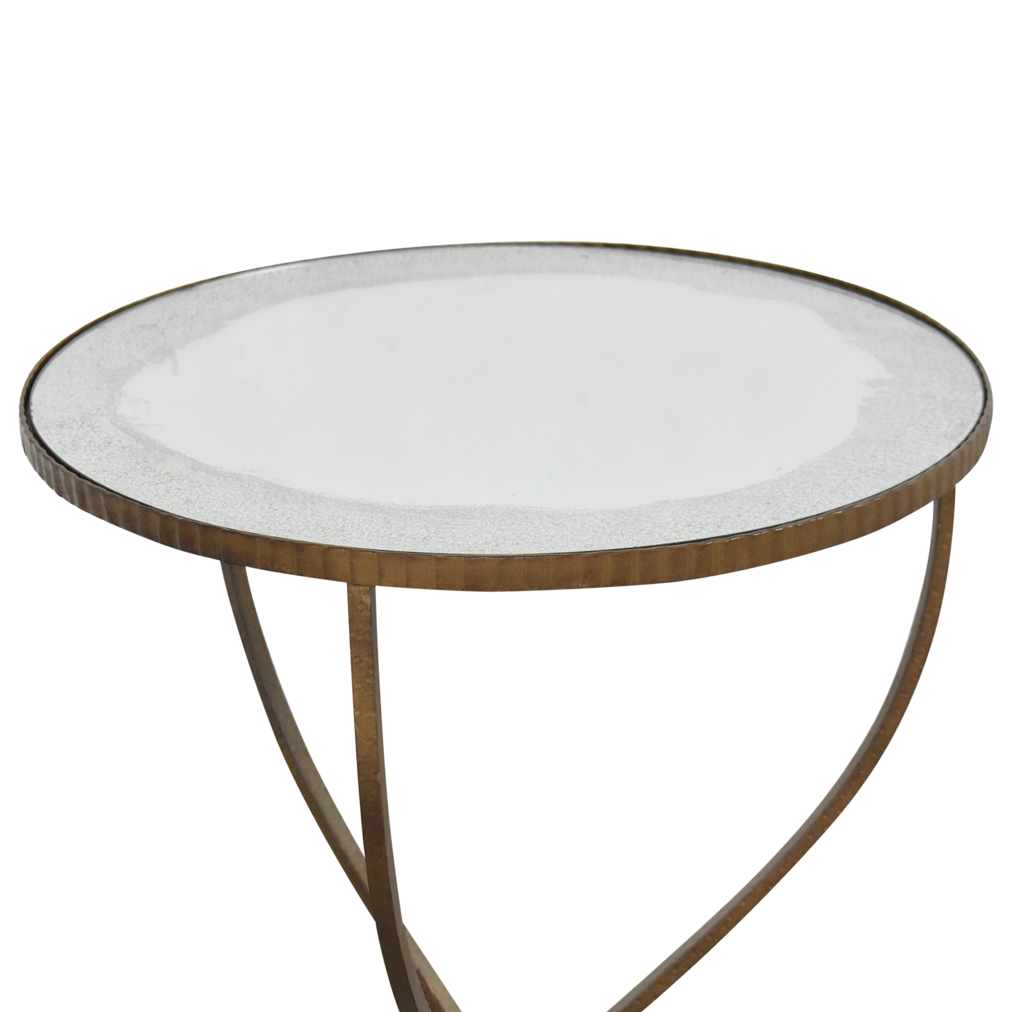 Crate & Barrel Crate & Barrel Round Coffee Table price