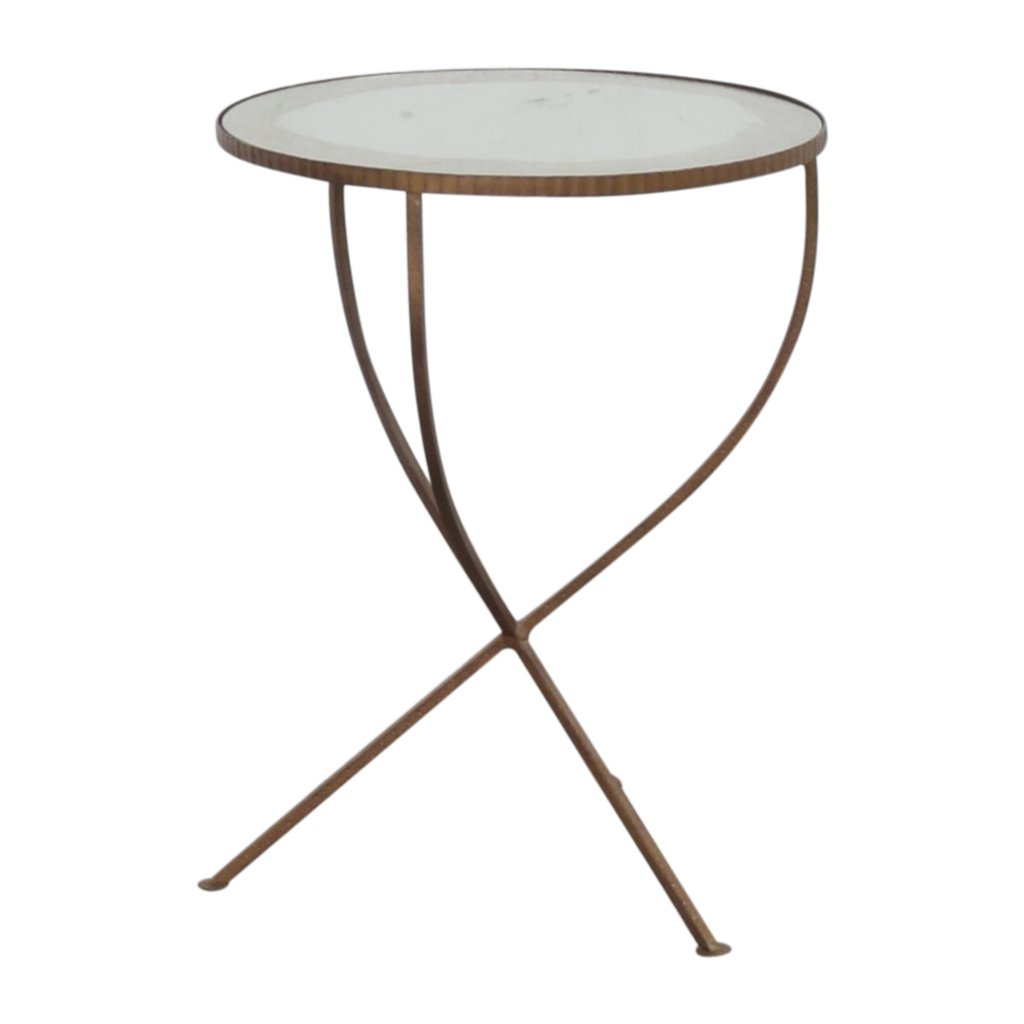 buy Crate & Barrel Crate & Barrel Round Coffee Table online