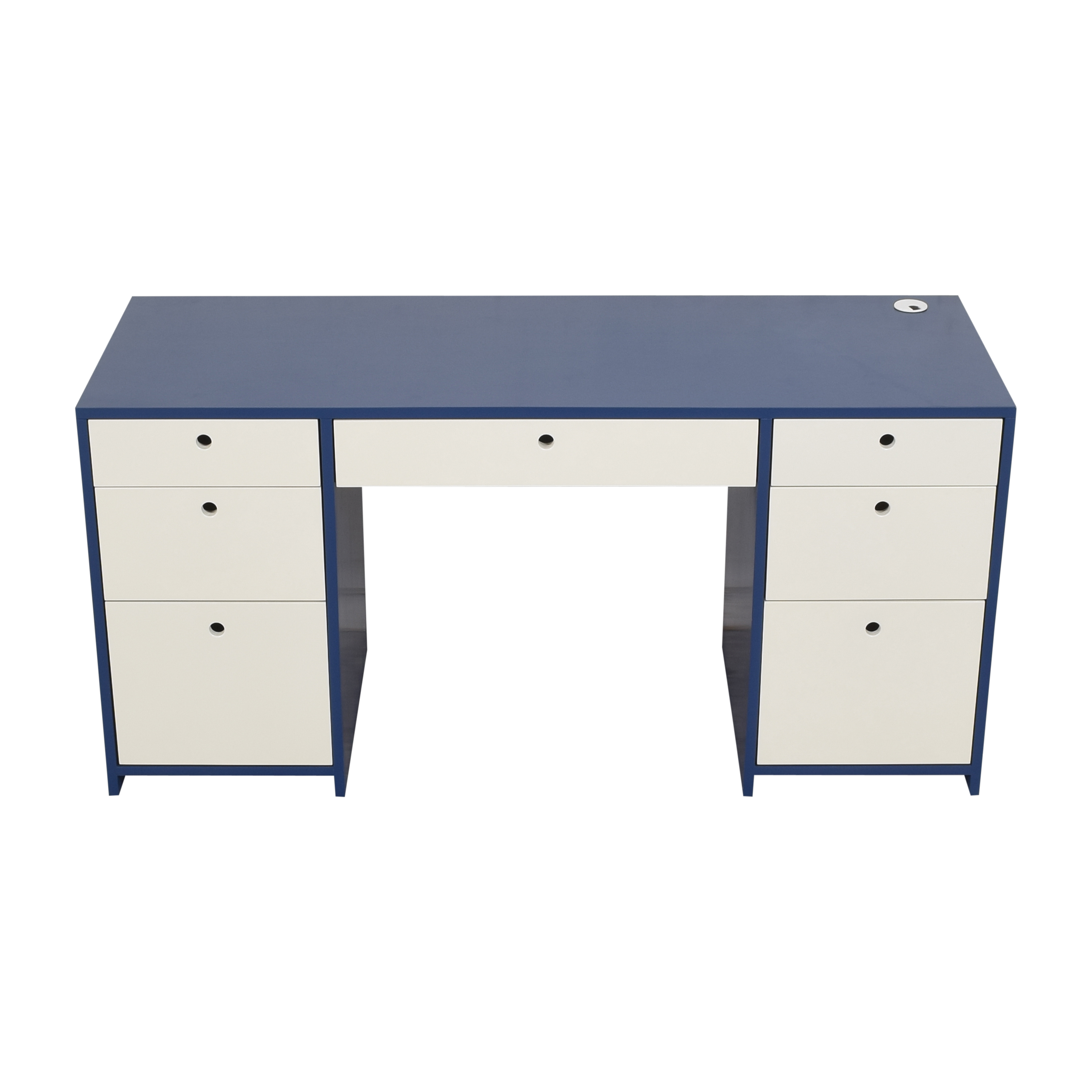 shop ducduc Parker Doublewide Desk ducduc Home Office Desks