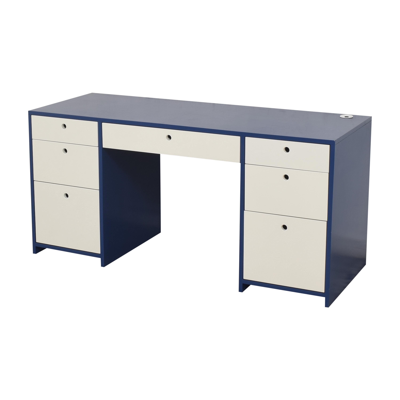 buy ducduc Parker Doublewide Desk ducduc