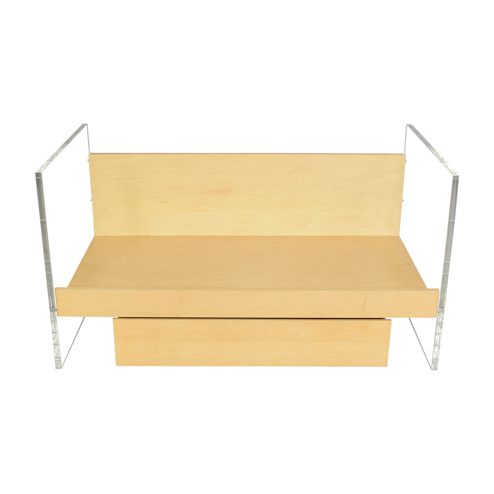 Custom Twin Storage Bed nyc