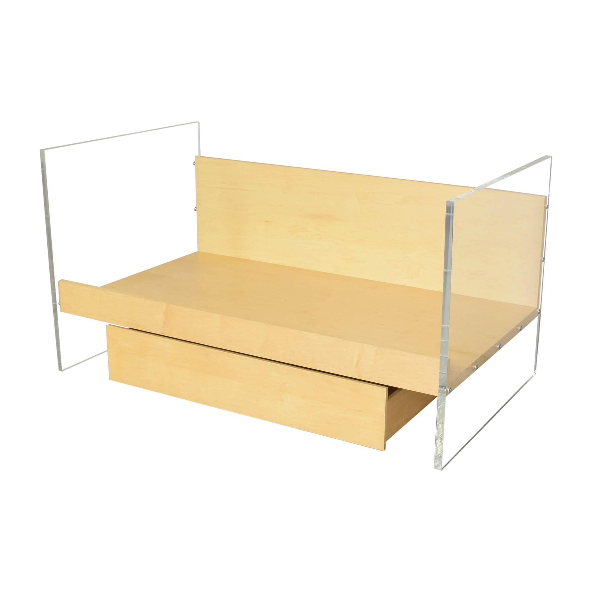Custom Twin Storage Bed Bed Frames