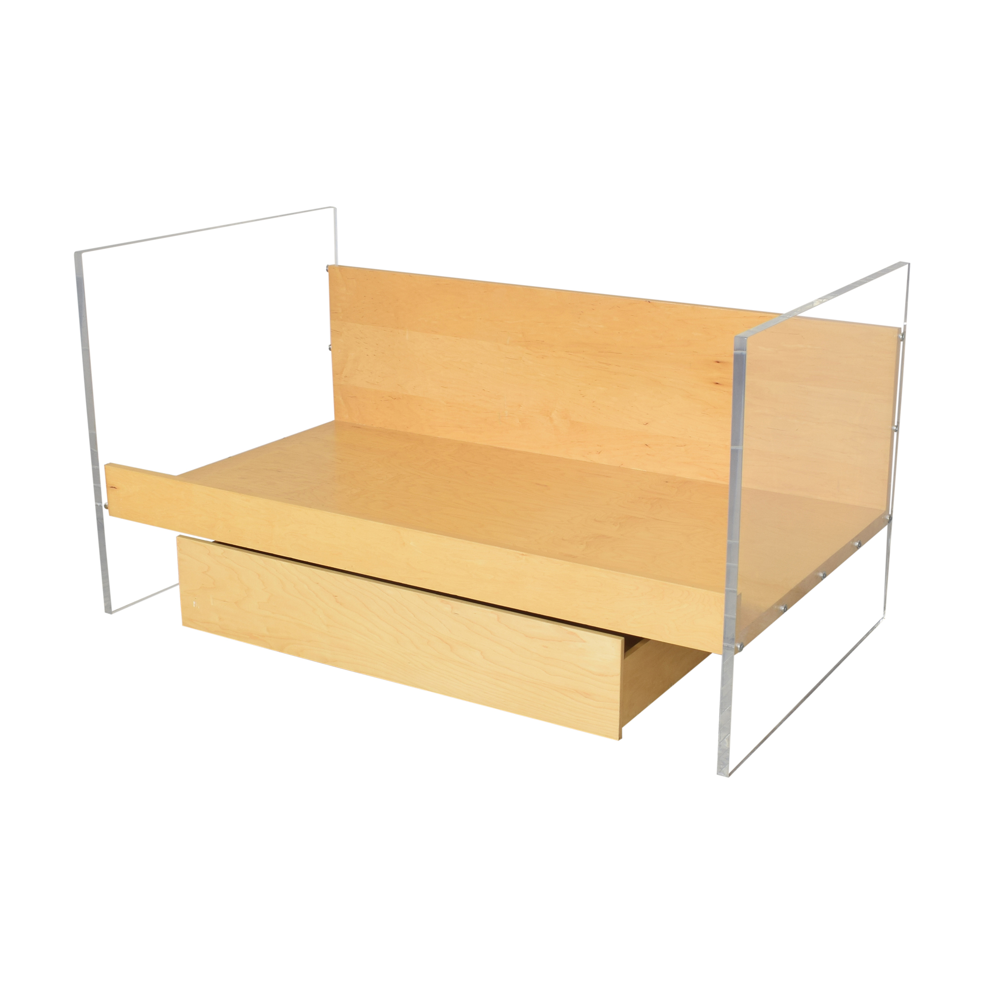 Custom Twin Storage Bed dimensions