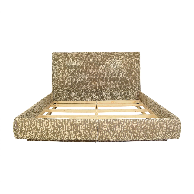 Kreiss Kreiss Upholstered King Bed price