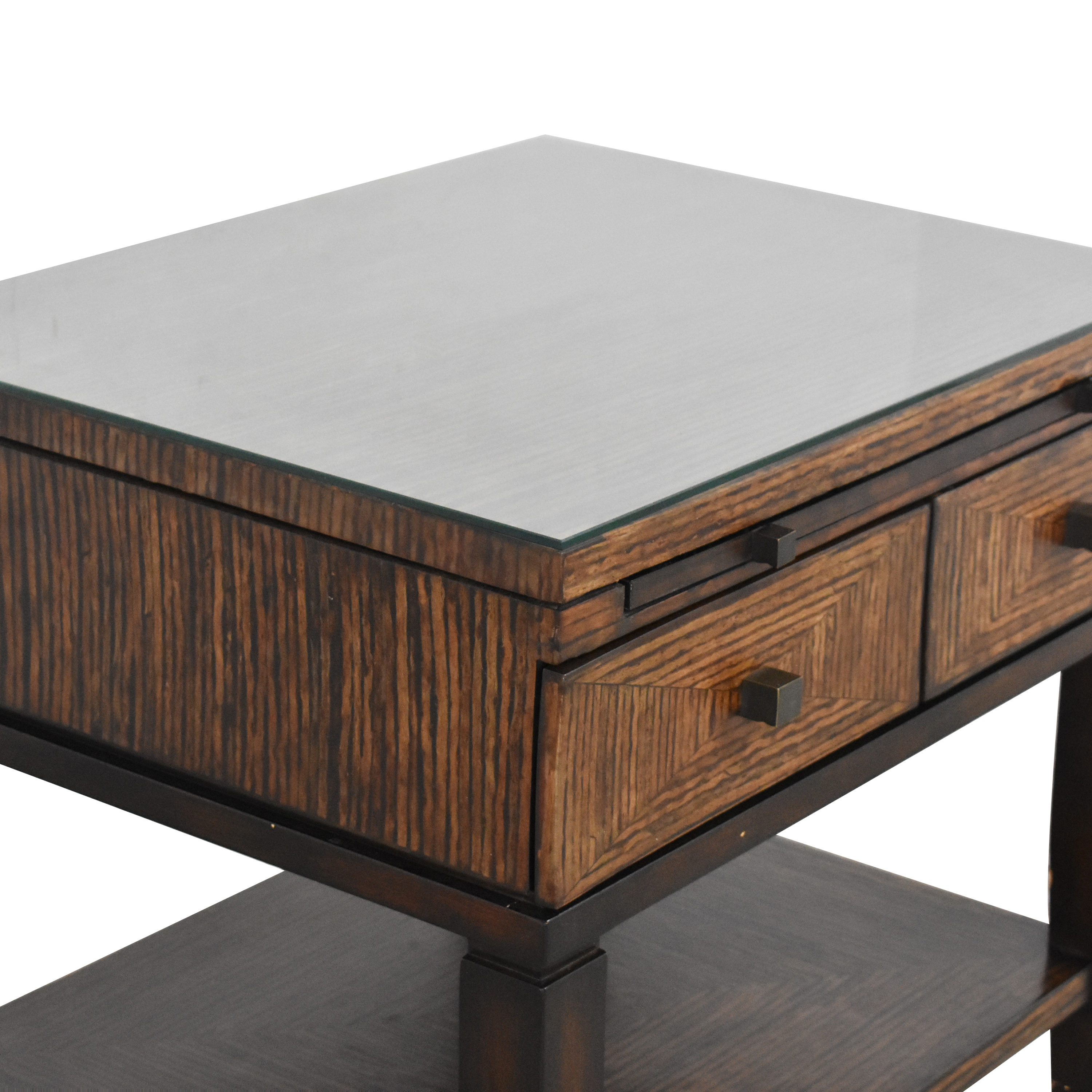 Kreiss Two Drawer Nightstand / Tables
