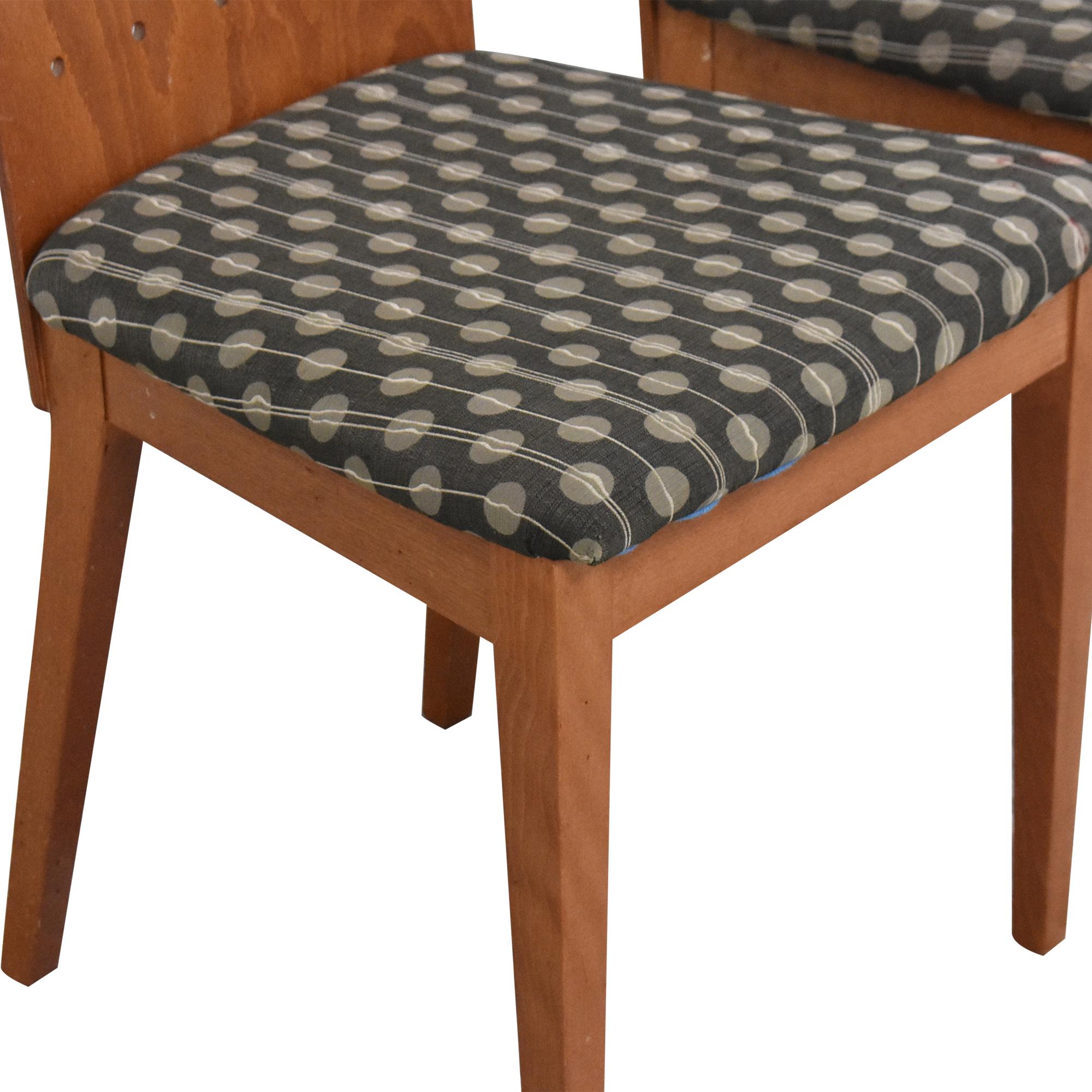 Door Store Door Store High Back Dining Chairs dimensions