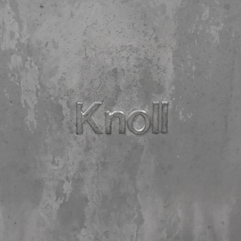 Knoll Jehs+Laub Lounge Chair Knoll