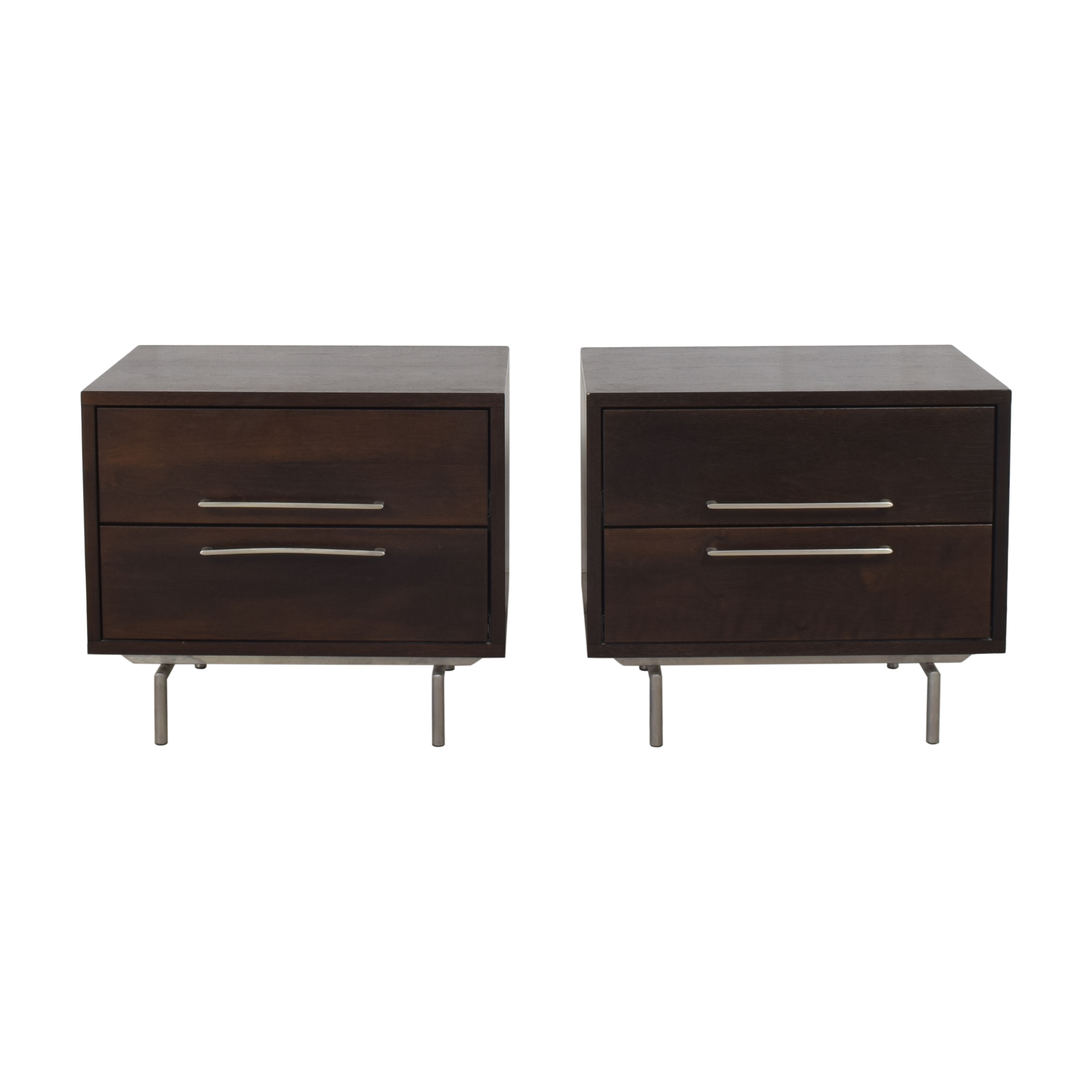 Room & Board Room & Board Two Drawer Nightstands price