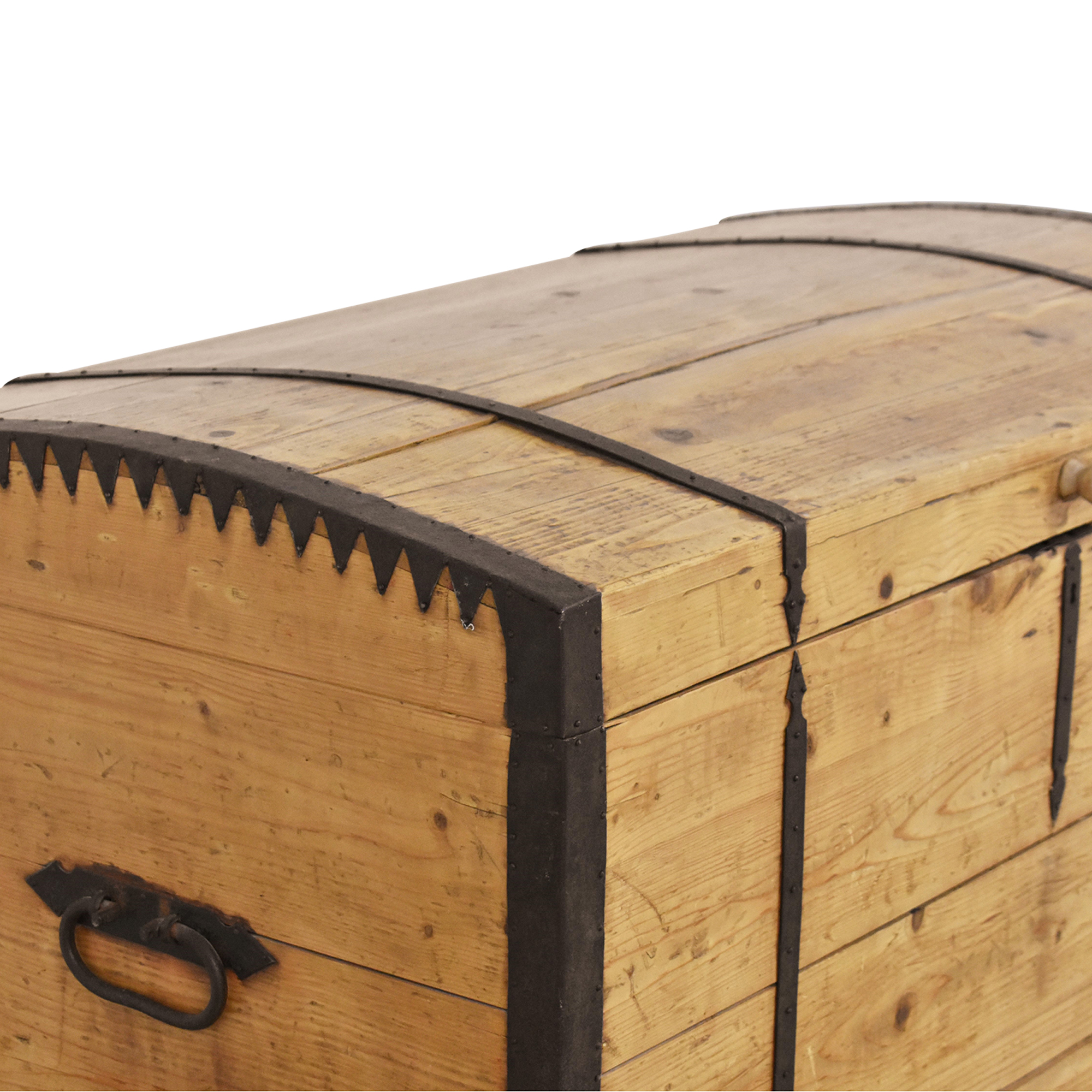 buy Rustic Storage Trunk  Storage