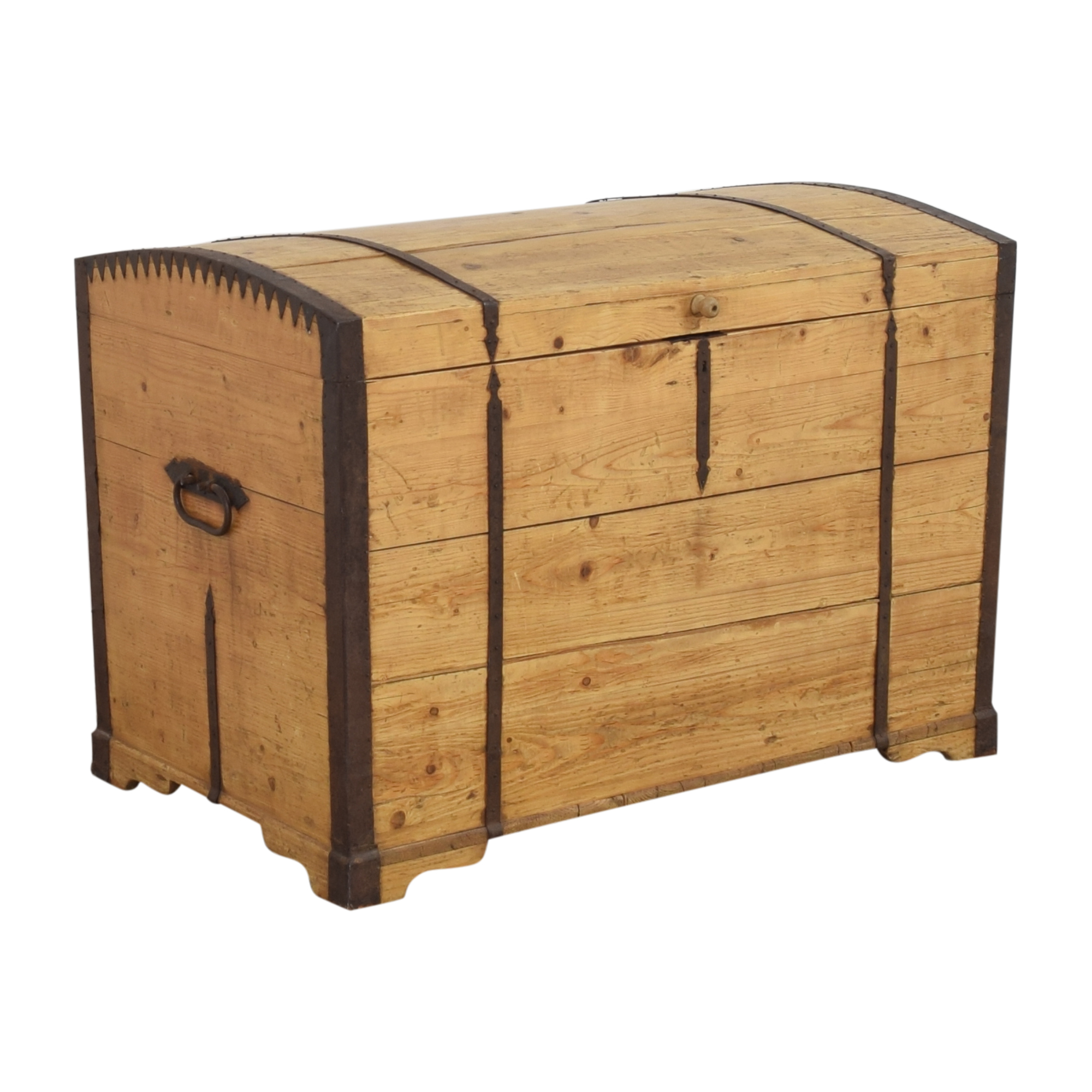 Rustic Storage Trunk pa