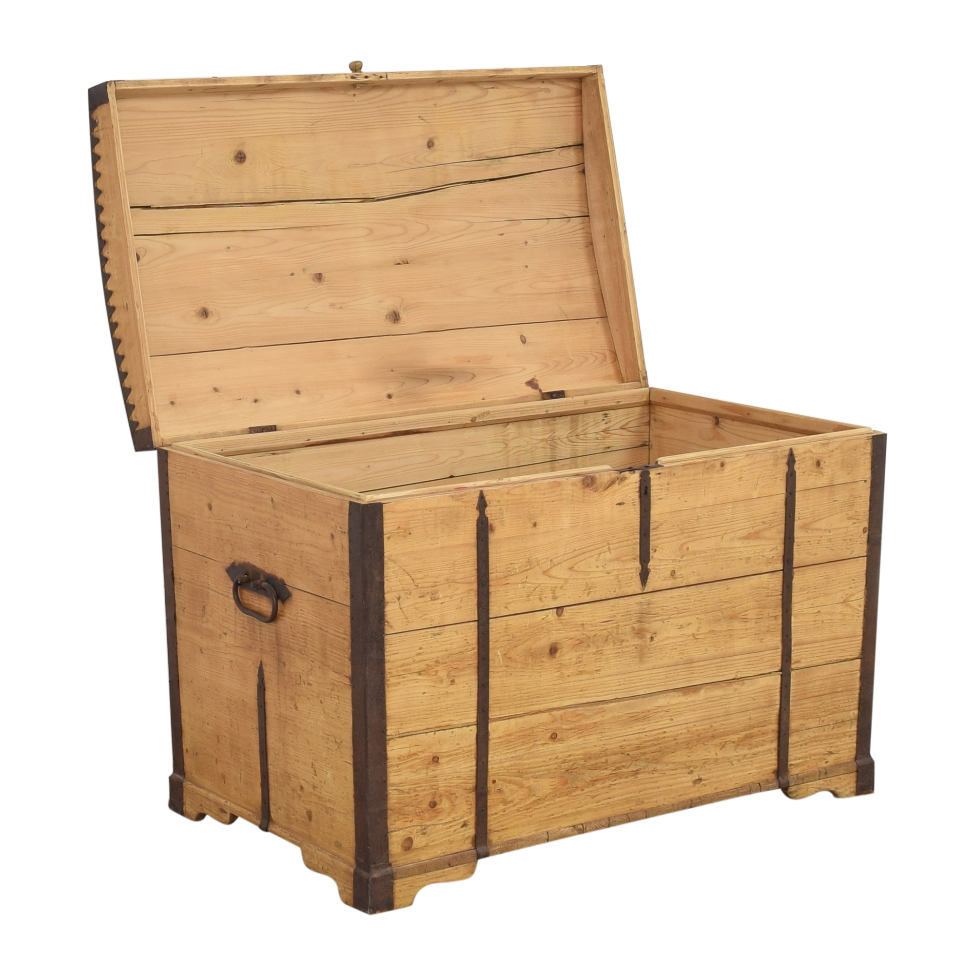 Rustic Storage Trunk ct
