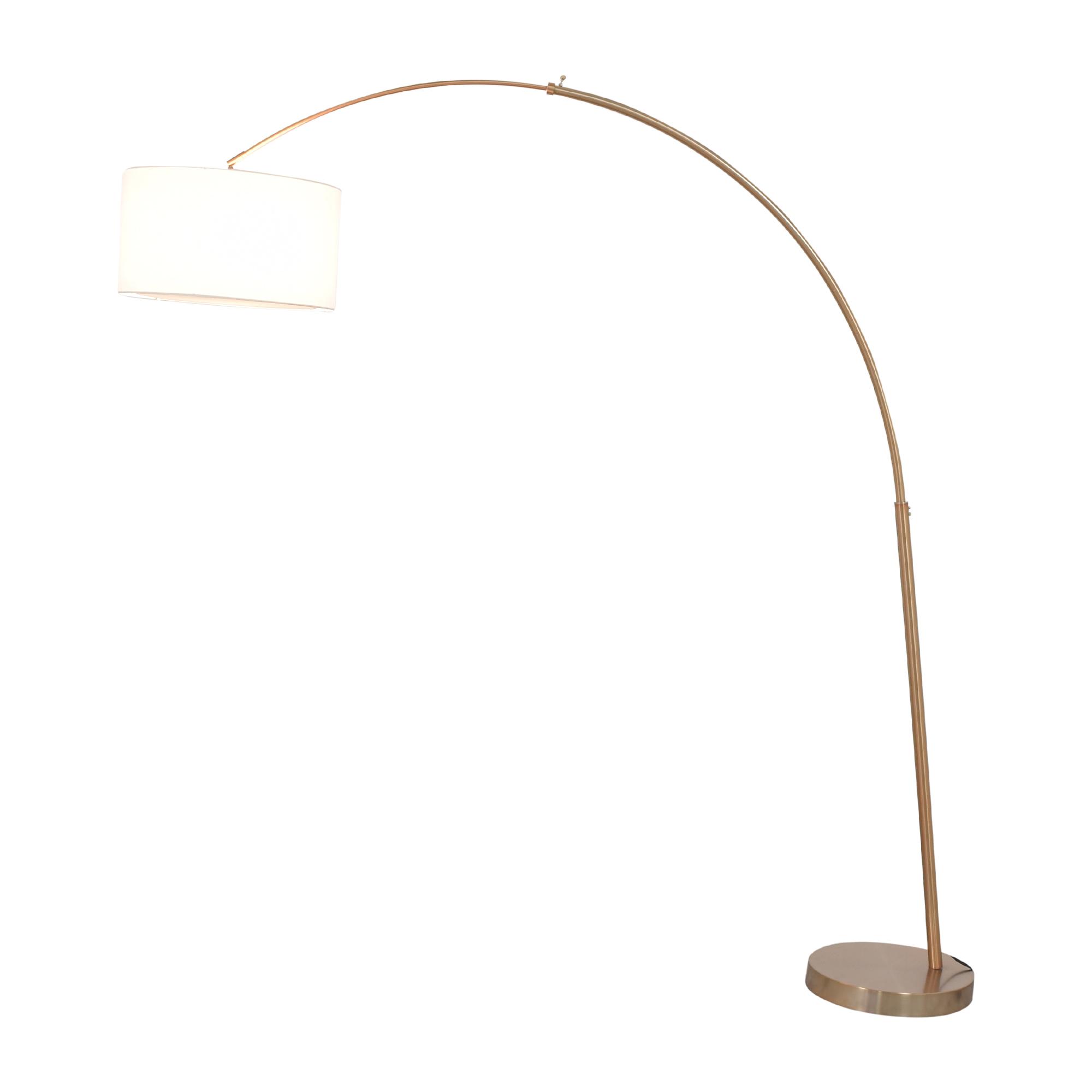 shop CB2 Big Dipper Arc Floor Lamp CB2