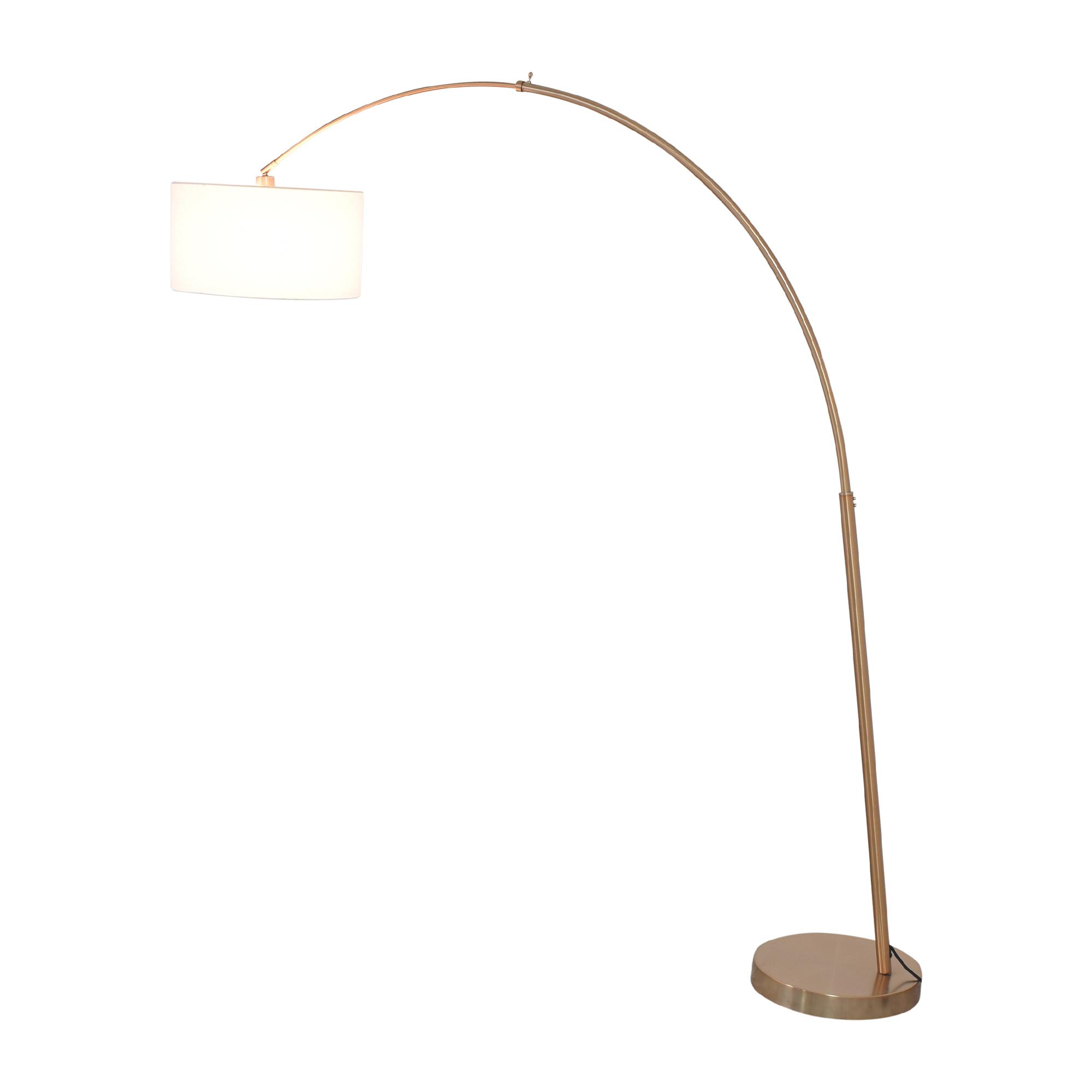 shop CB2 CB2 Big Dipper Arc Floor Lamp online