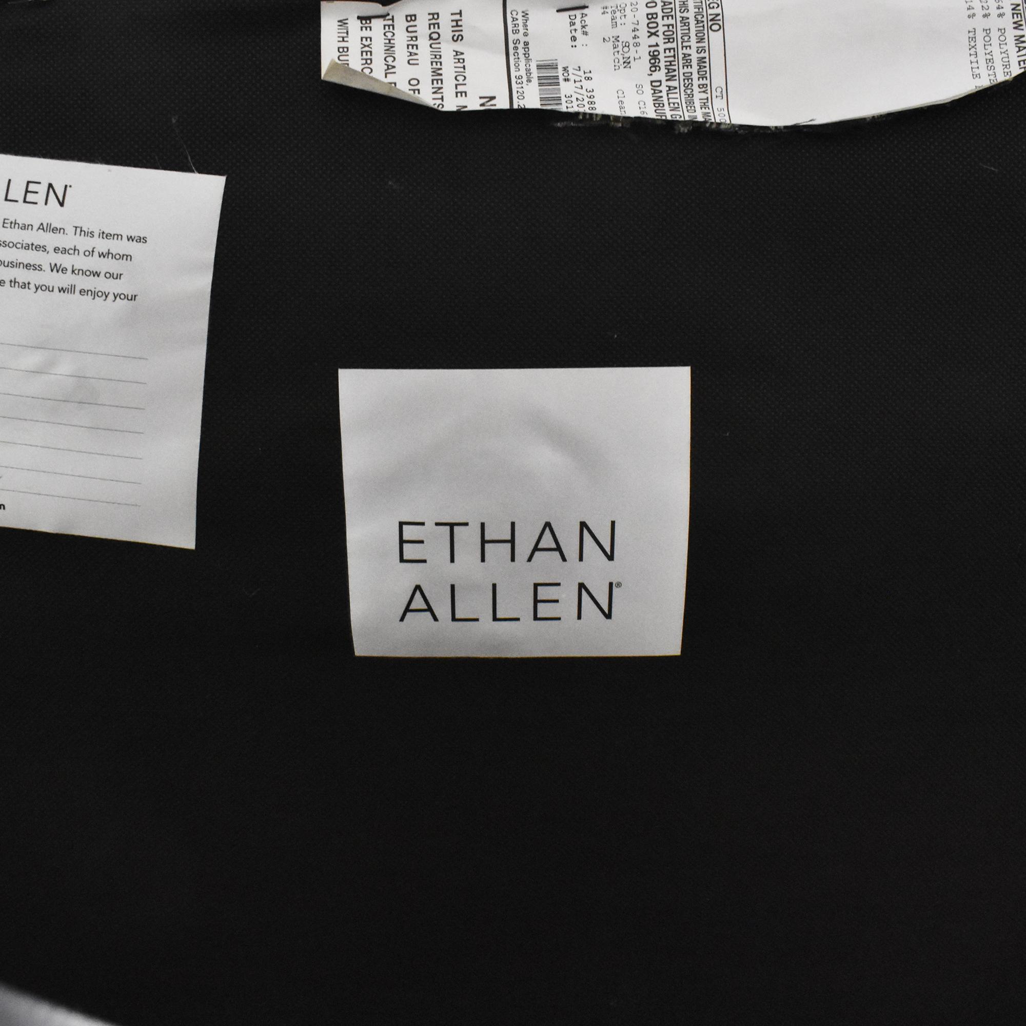Ethan Allen Ethan Allen Upholstered Bench Benches