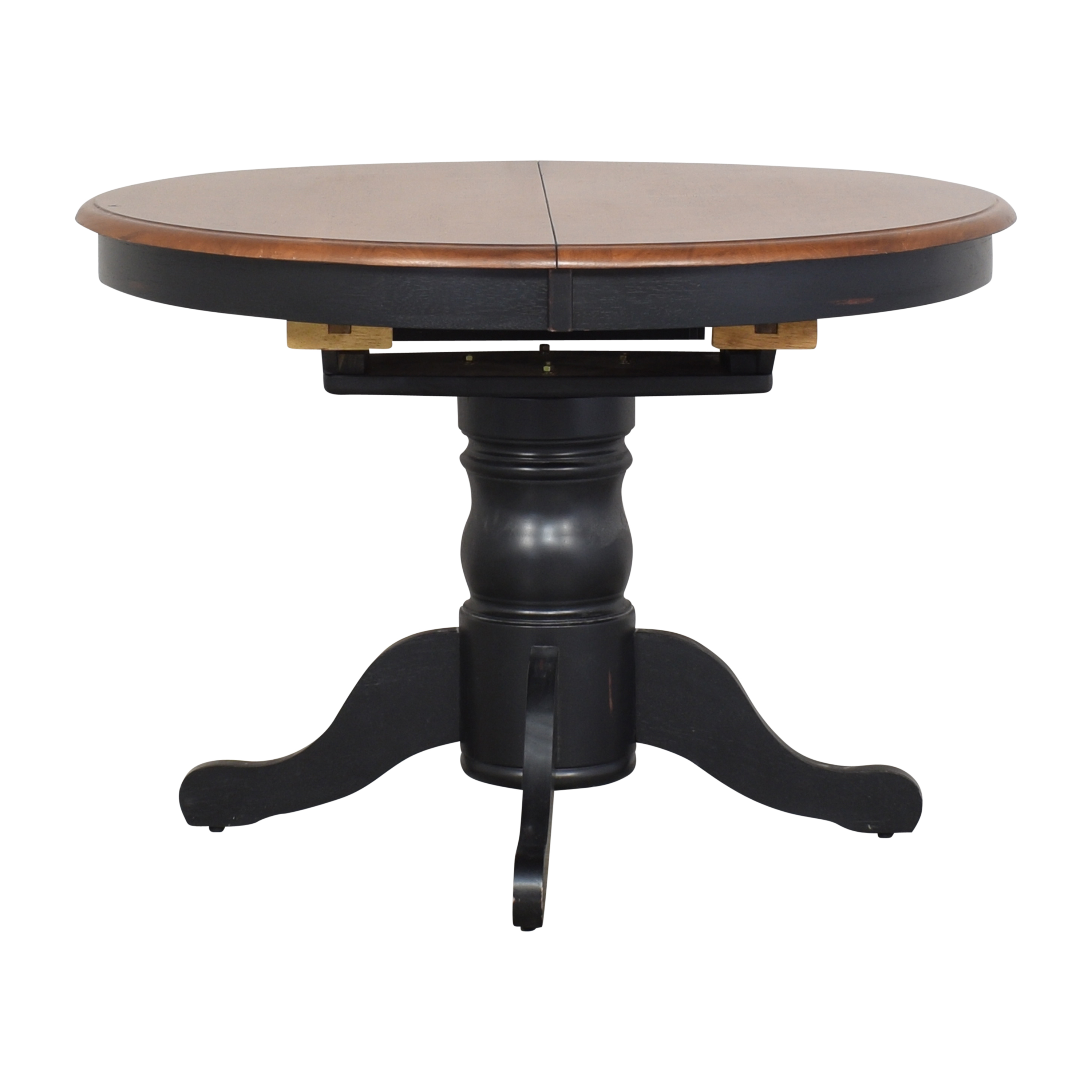 Bloomingdale's Bloomingdale's Round Extendable Dining Table coupon