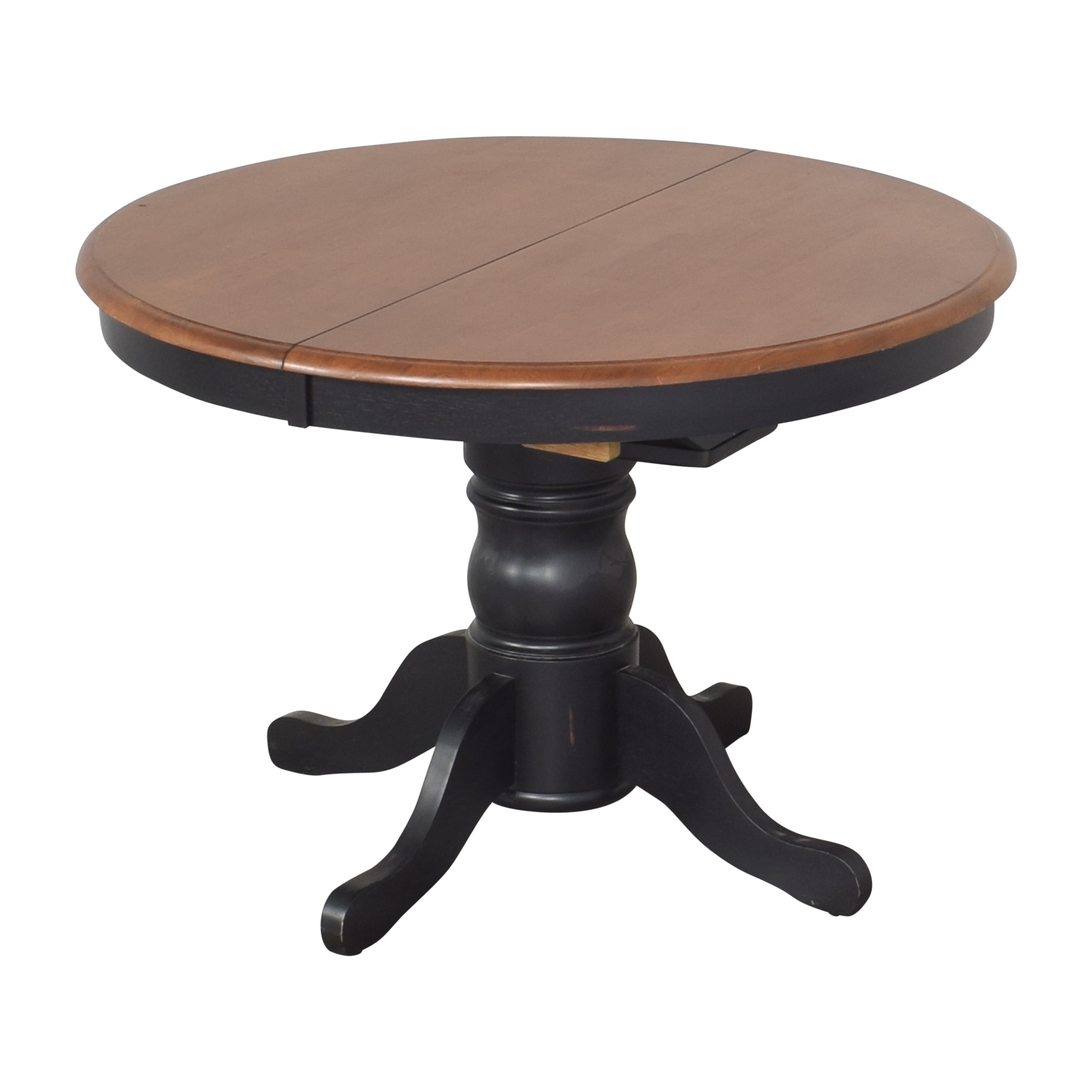 shop Bloomingdale's Bloomingdale's Round Extendable Dining Table online