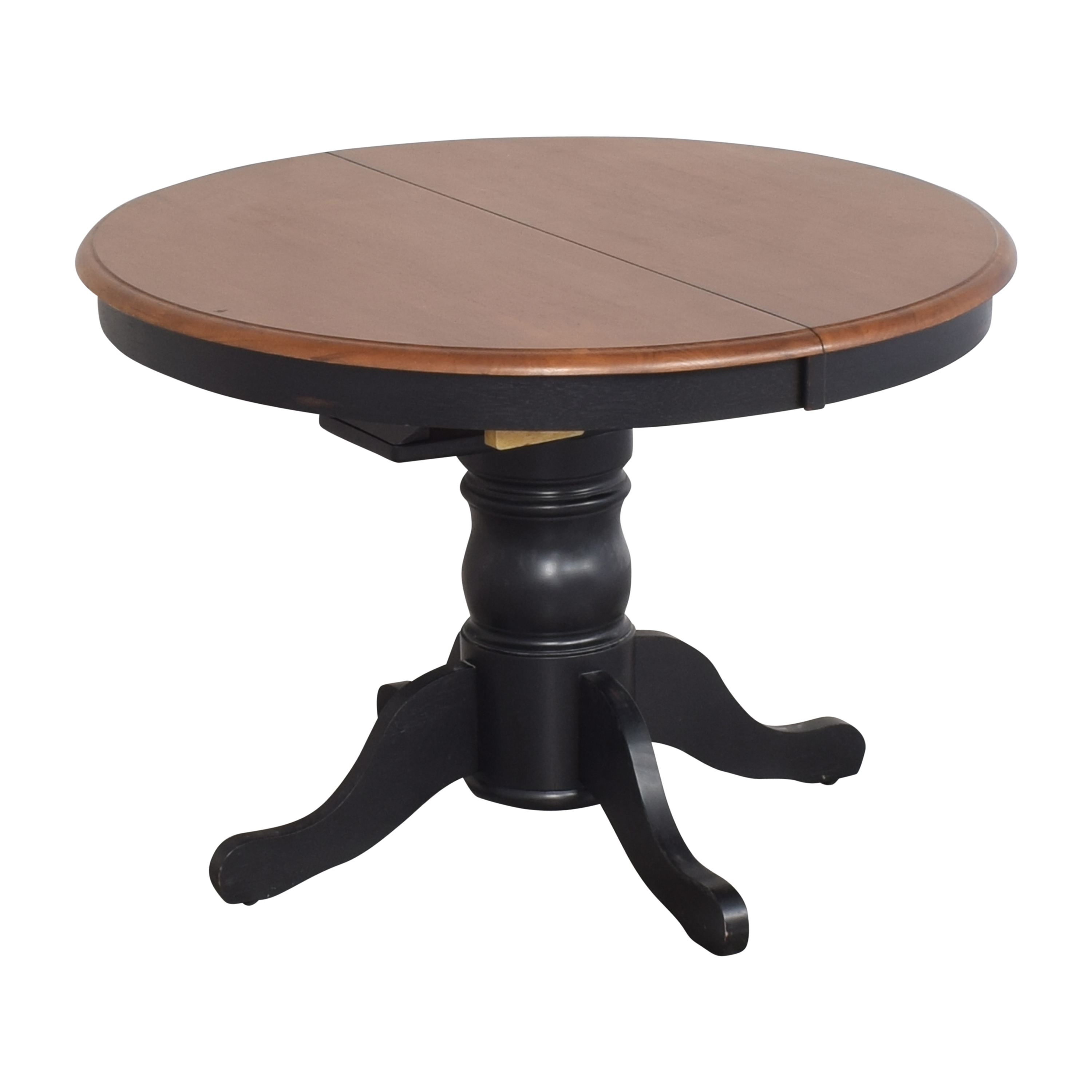 Bloomingdale's Bloomingdale's Round Extendable Dining Table nyc