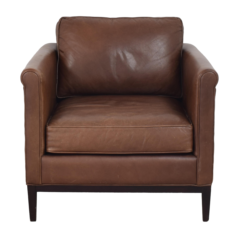 ABC Carpet & Home ABC Carpet & Home Club Chair brown