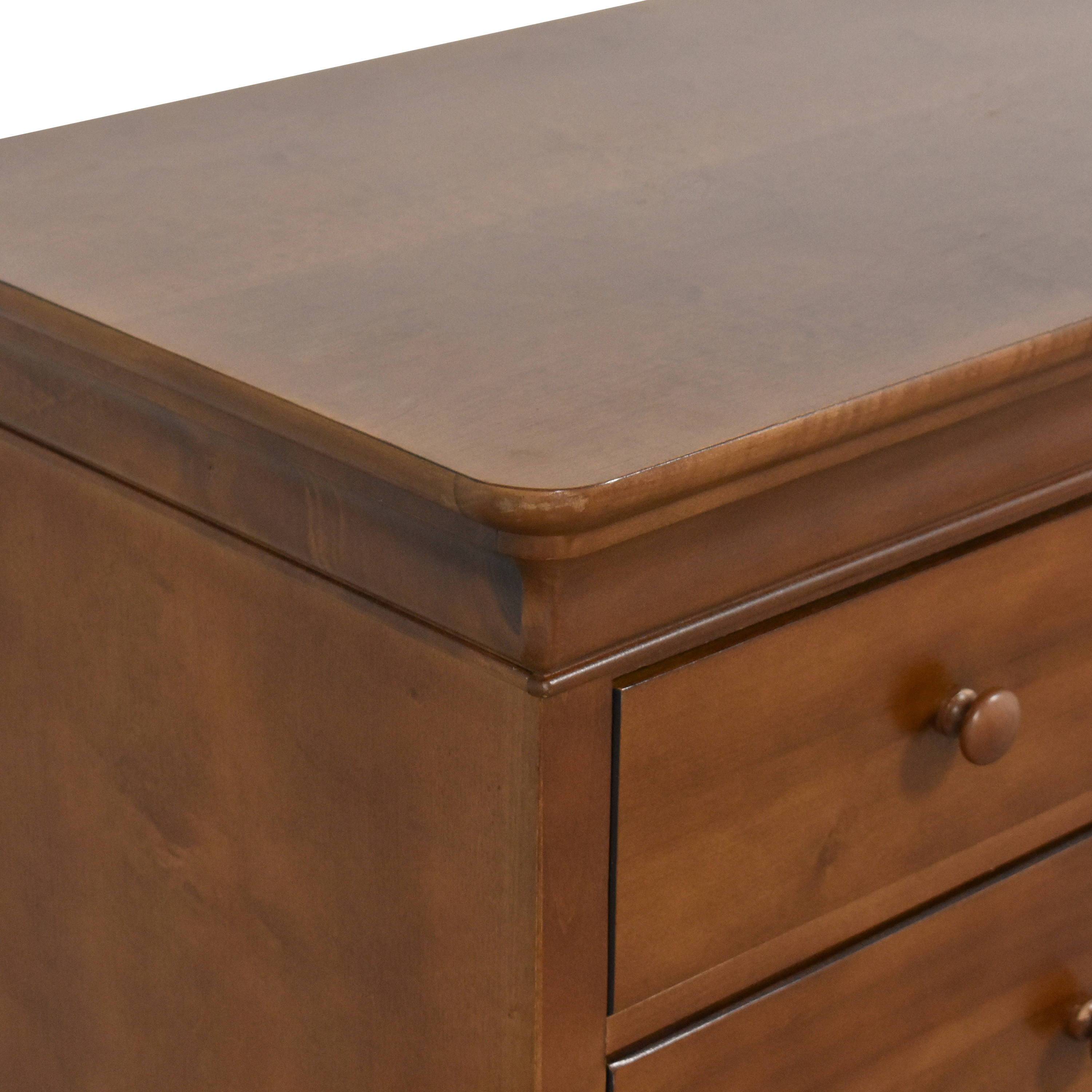 Stanley Furniture Stanley Furniture Young America All Seasons Double Dresser brown