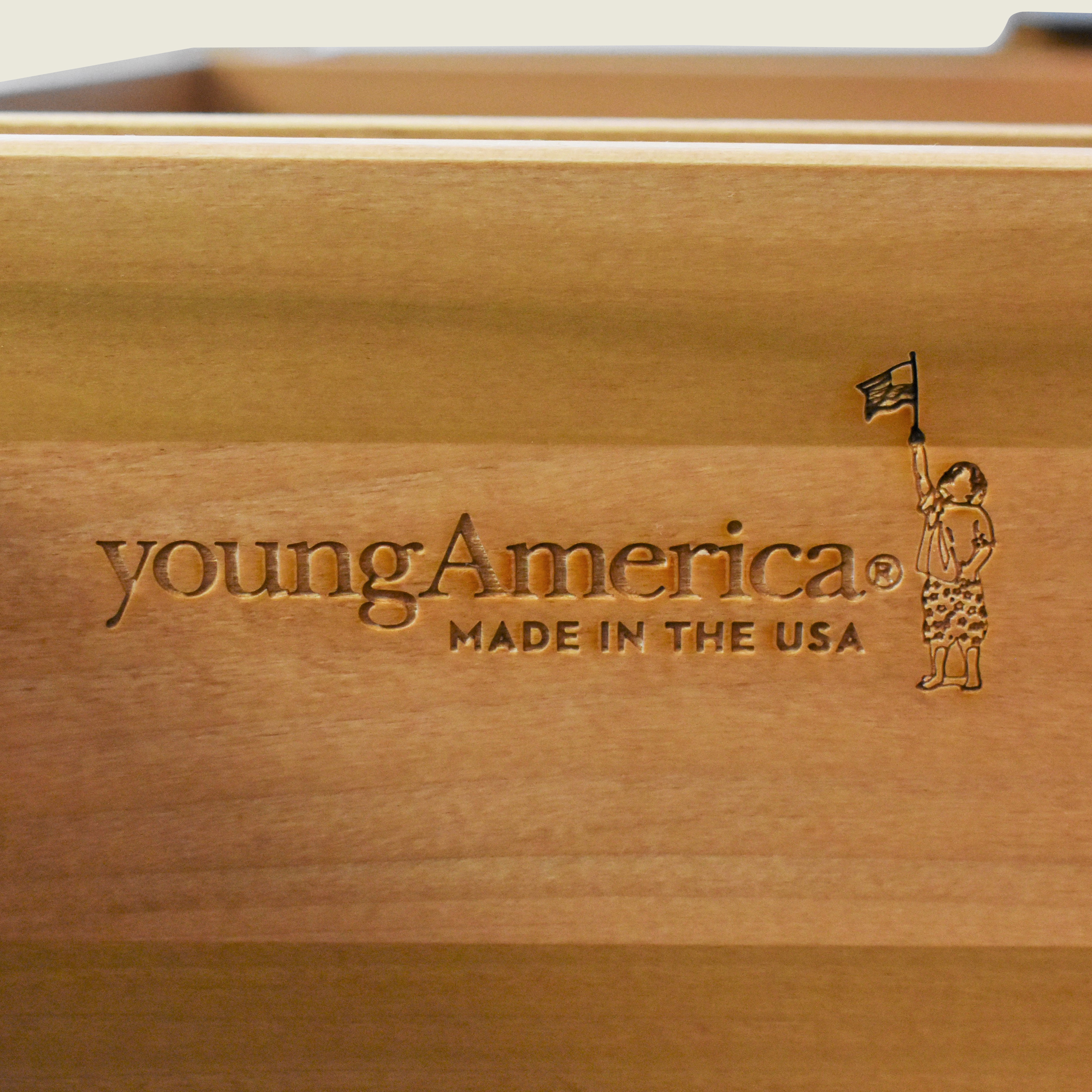 Stanley Furniture Stanley Furniture Young America All Seasons Double Dresser coupon