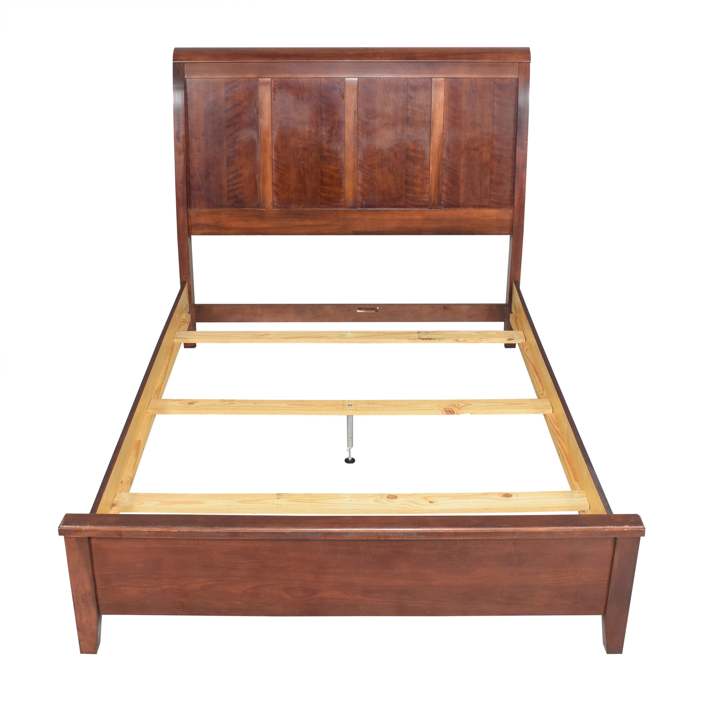 buy Vaughan-Bassett Queen Bed Vaughan-Bassett Beds