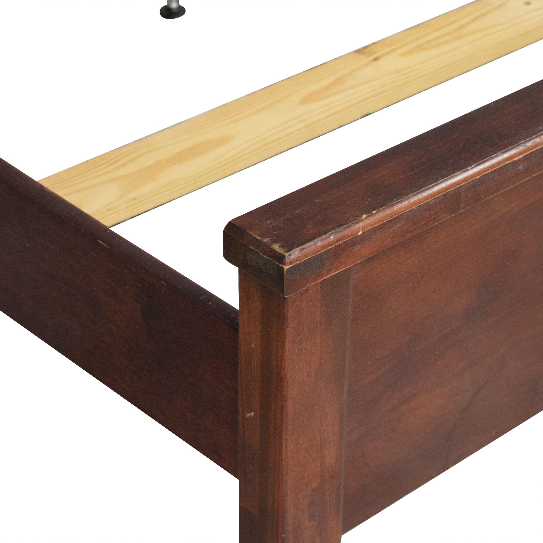 shop Vaughan-Bassett Queen Bed Vaughan-Bassett Bed Frames