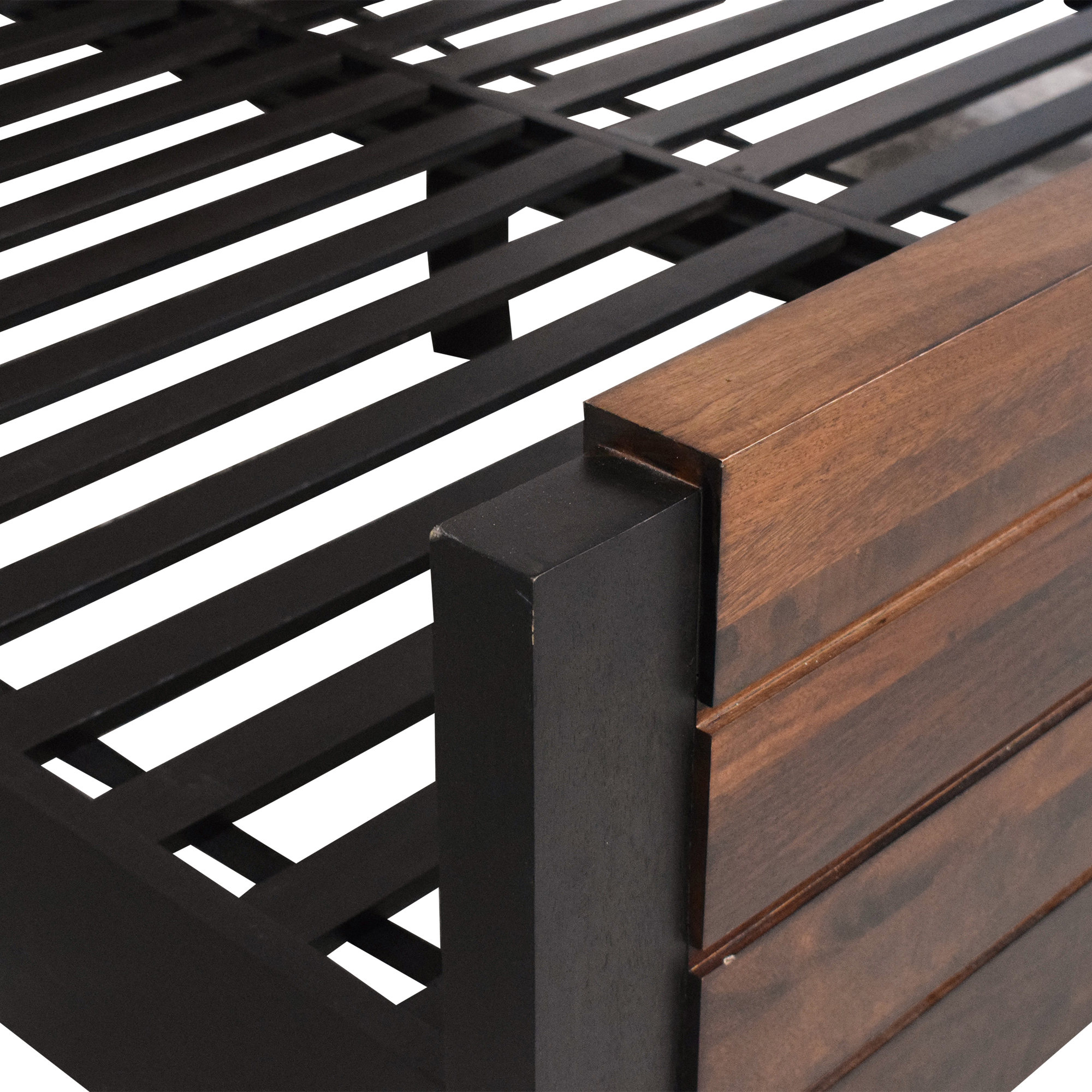 Crate & Barrel Crate & Barrel Forsyth King Bed second hand