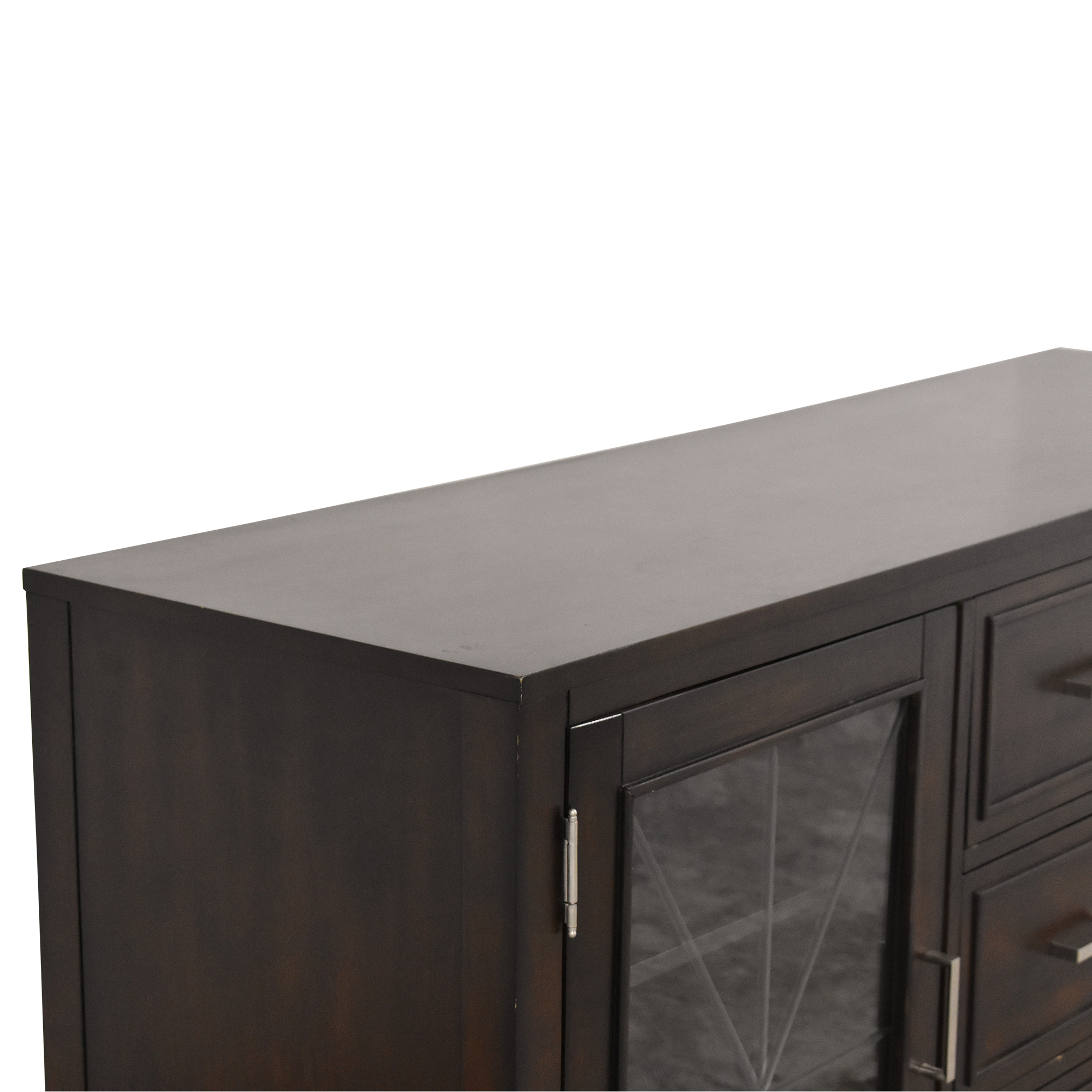 Raymour & Flanigan Raymour & Flanigan Evans TV Stand on sale