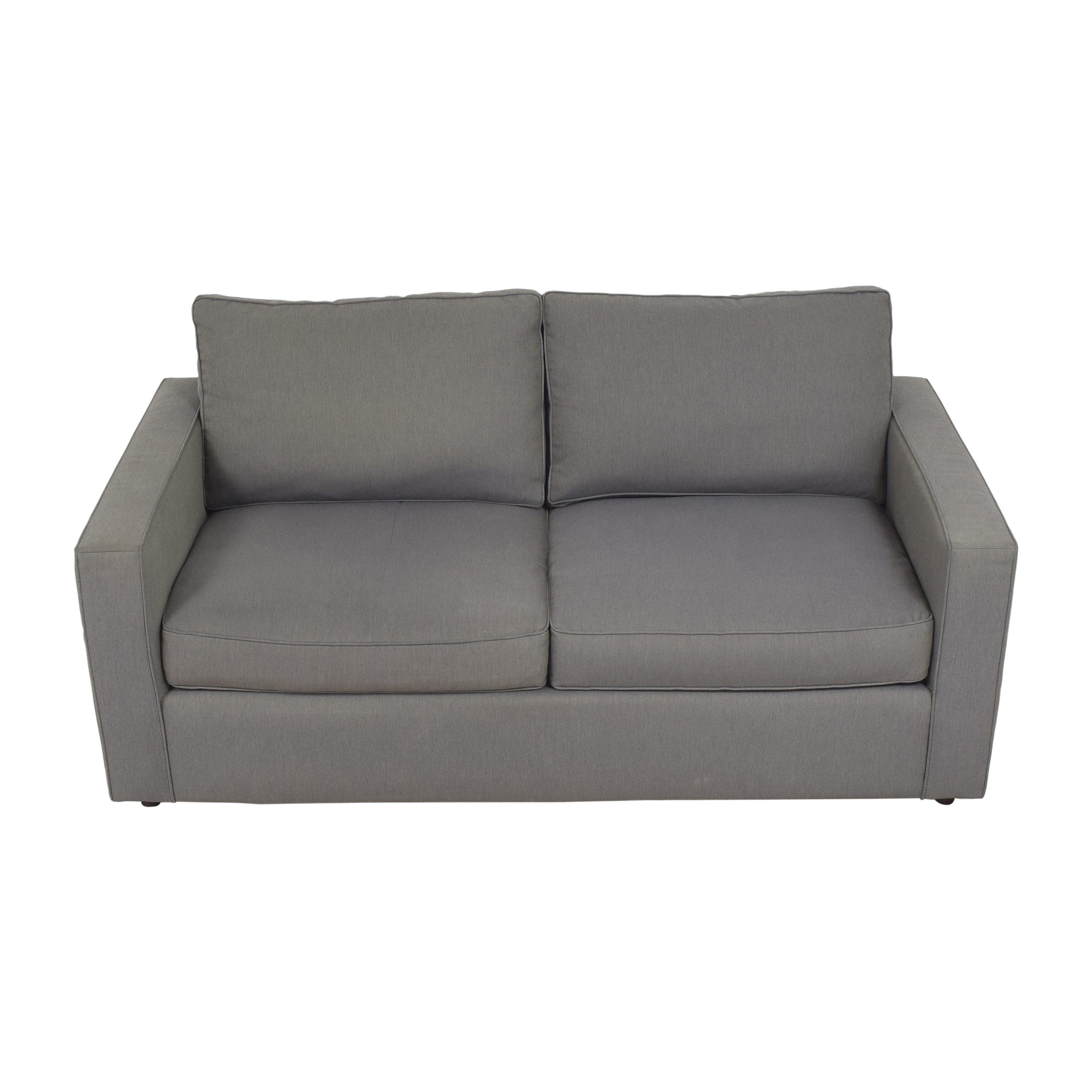 buy Room & Board York Two Cushion Sofa Room & Board Sofas